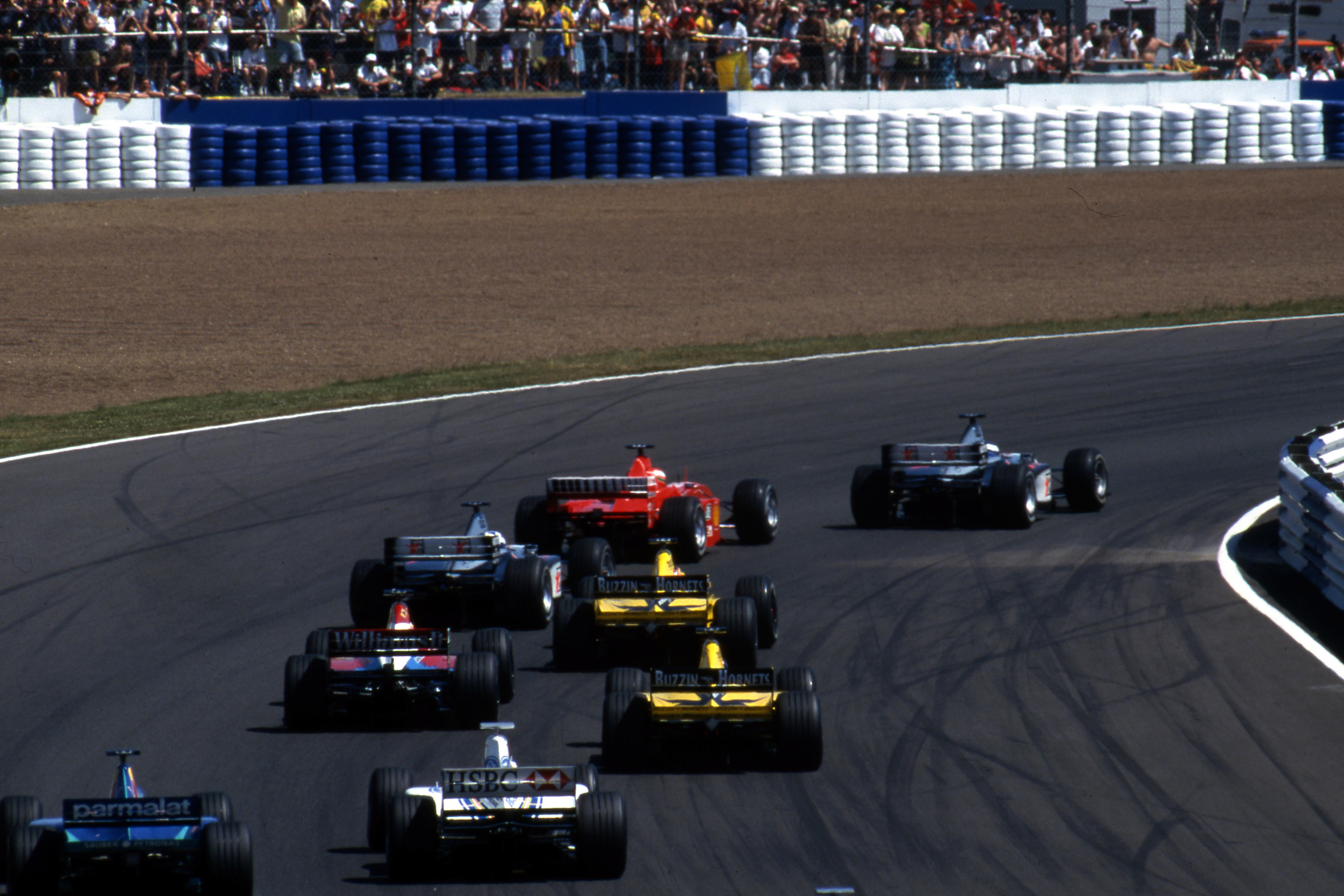 British Grand Prix Silverstone 1999