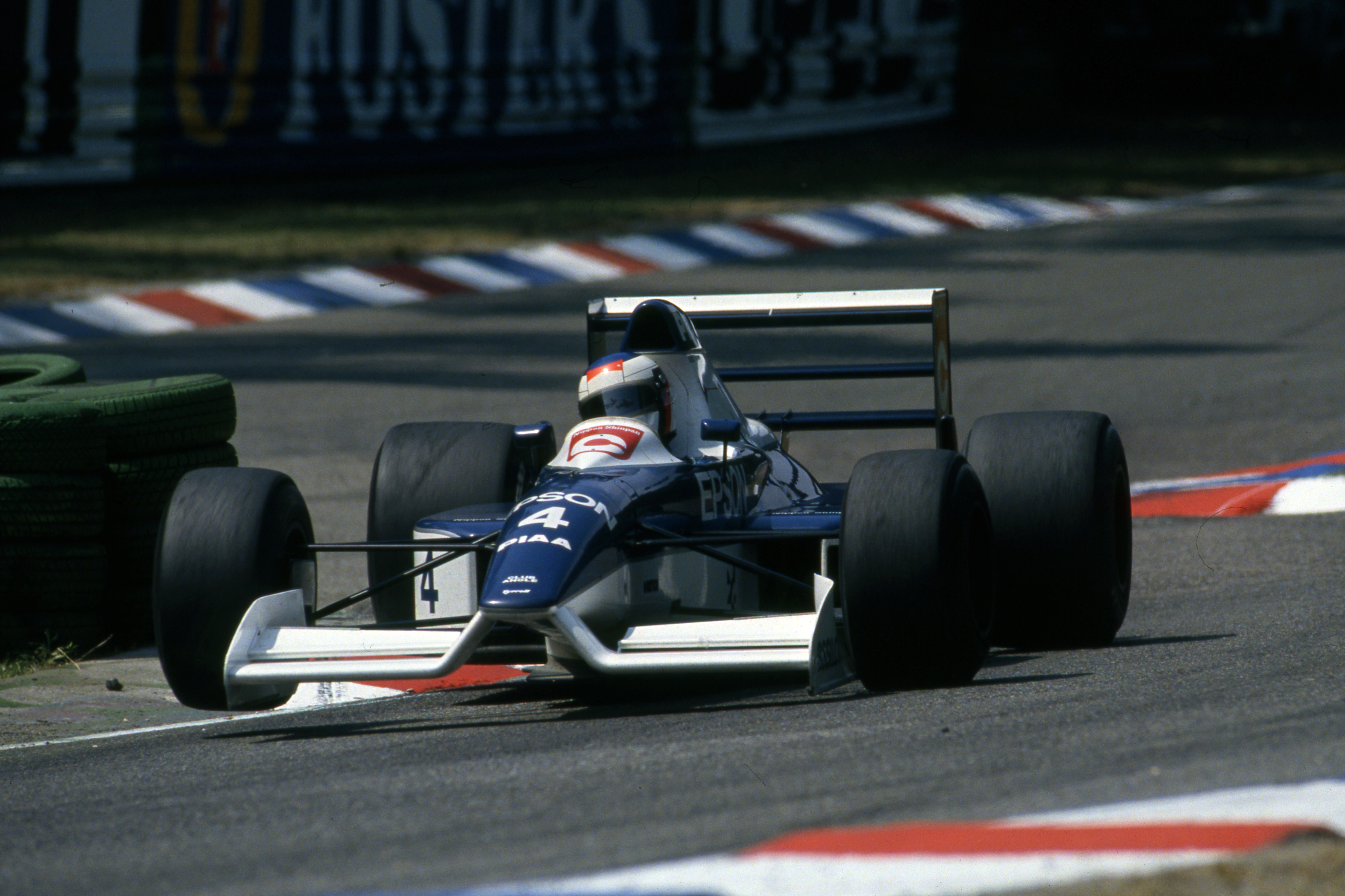 German Grand Prix Hockenheim (ger) 27 29 07 1990