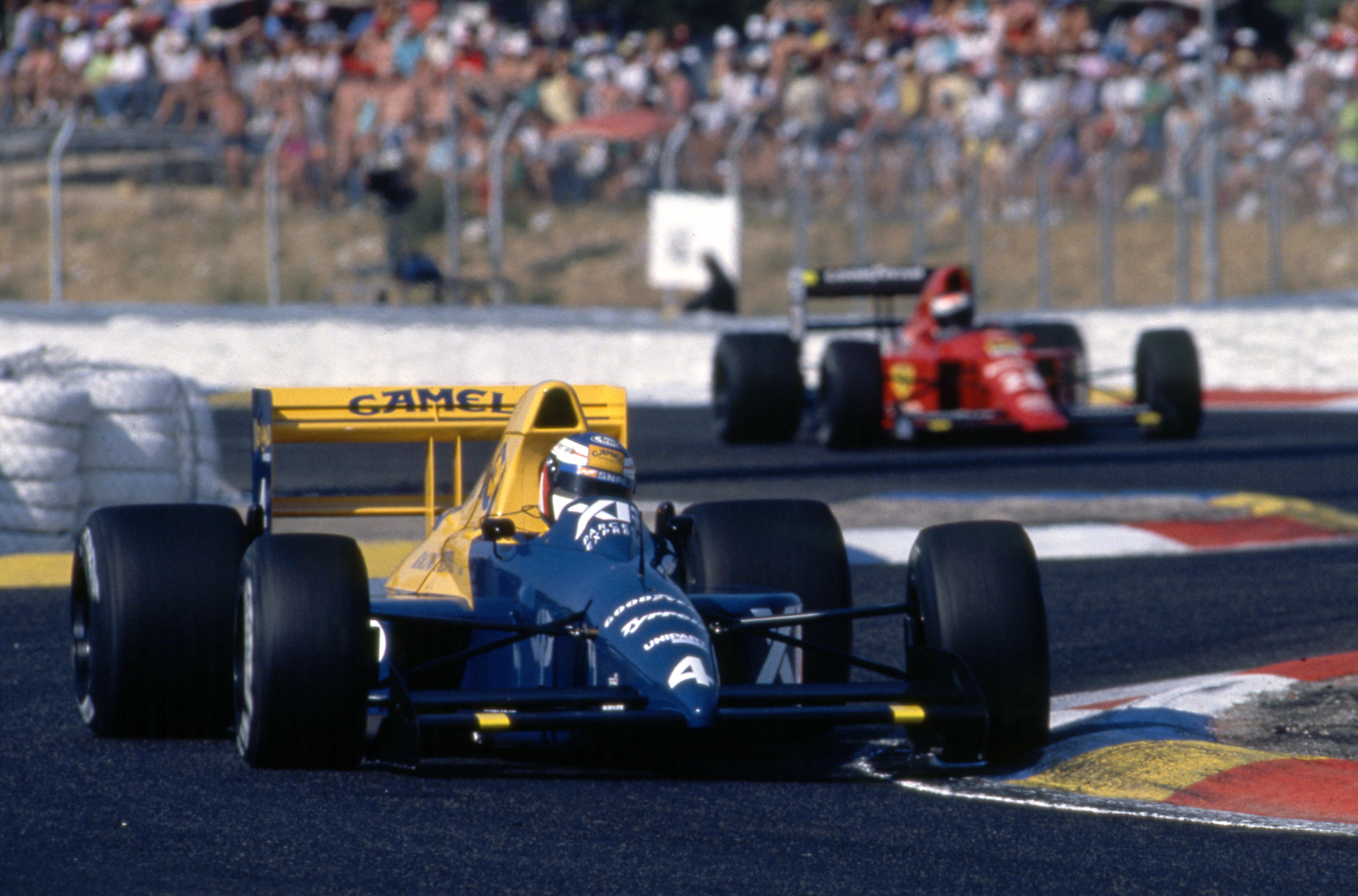 French Grand Prix Paul Ricard (fra) 07 09 7 1989