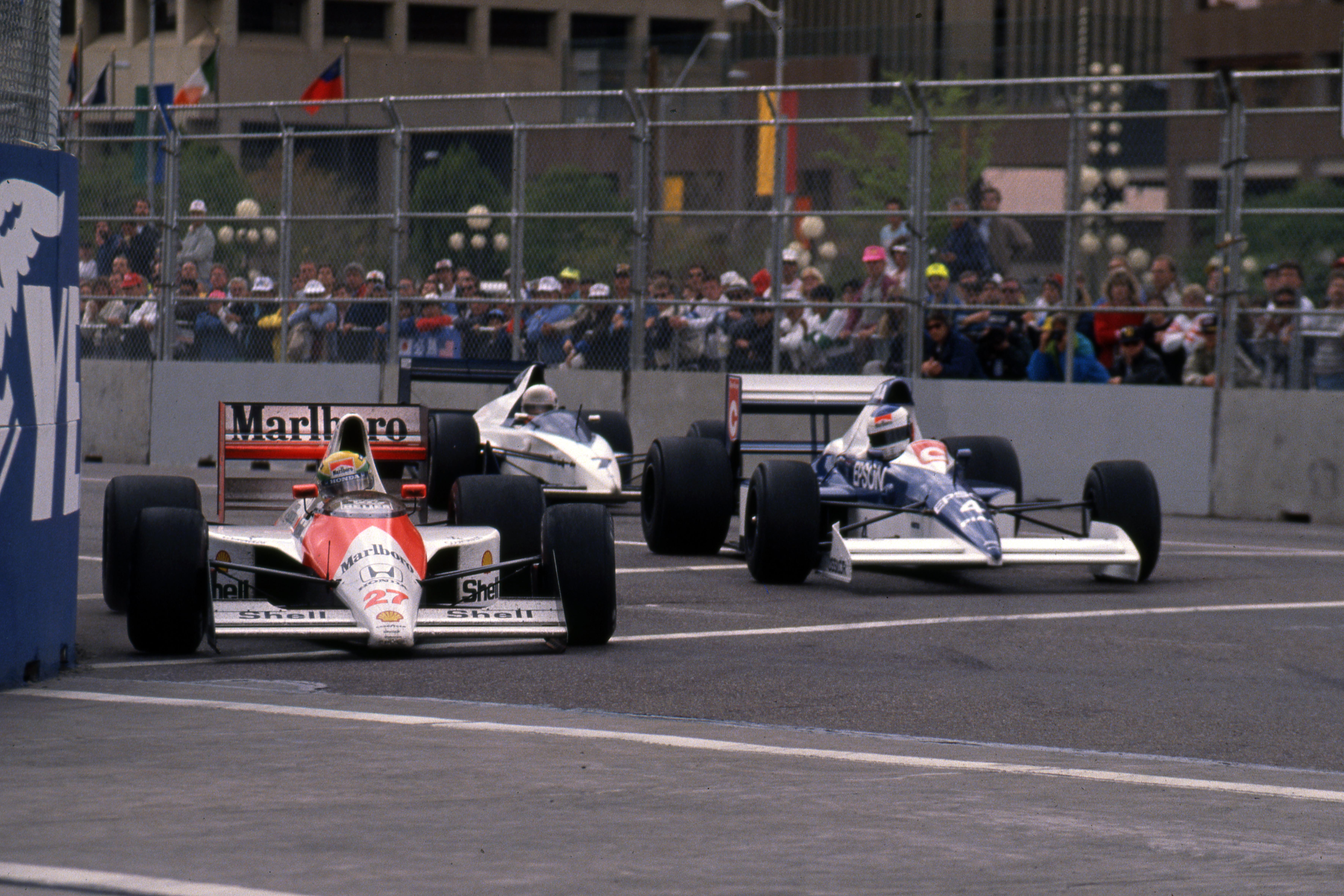 Usa Grand Prix Phoenix (usa) 09 11 03 1990