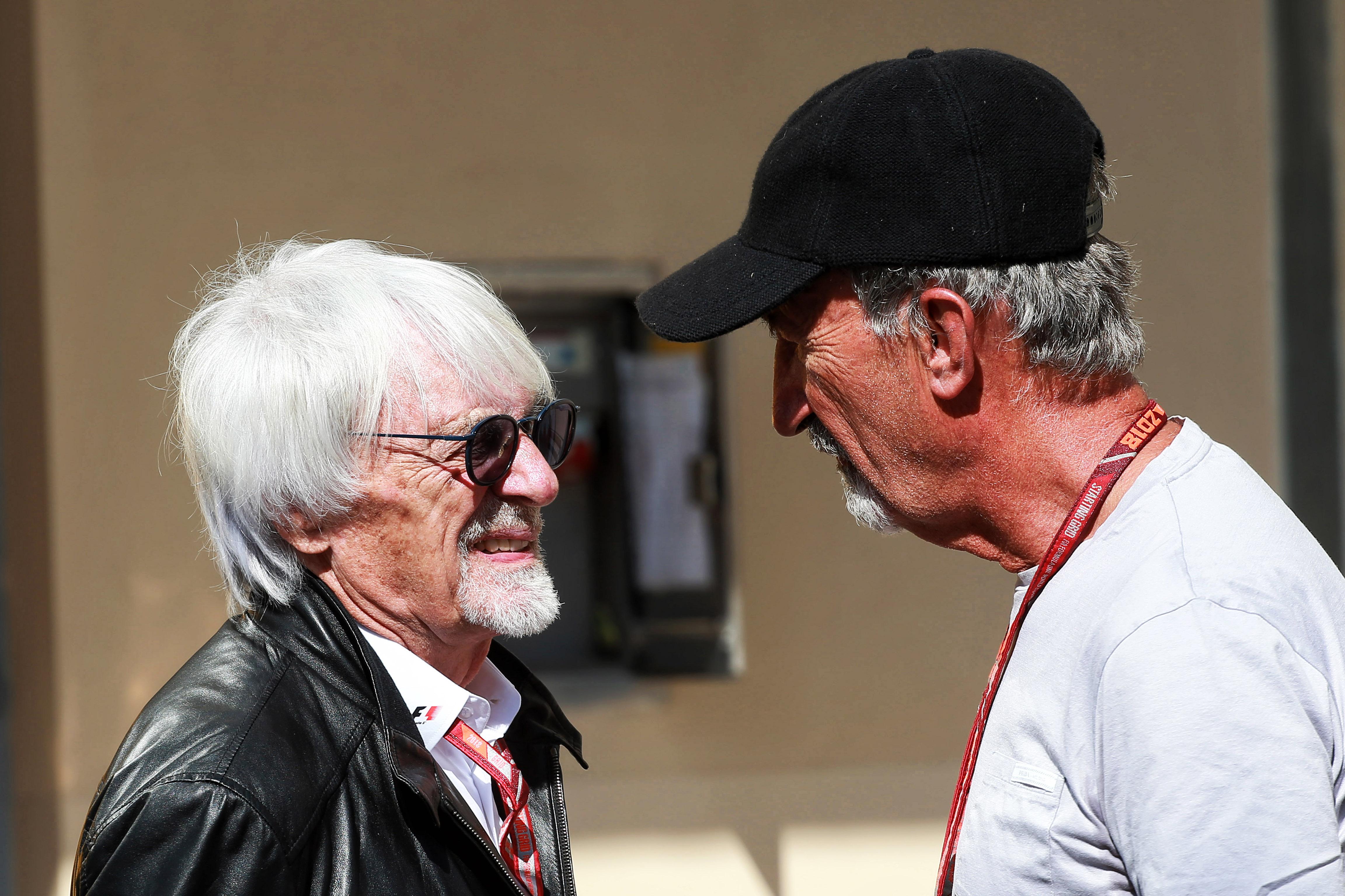 Motor Racing Formula One World Championship Abu Dhabi Grand Prix Practice Day Abu Dhabi, Uae