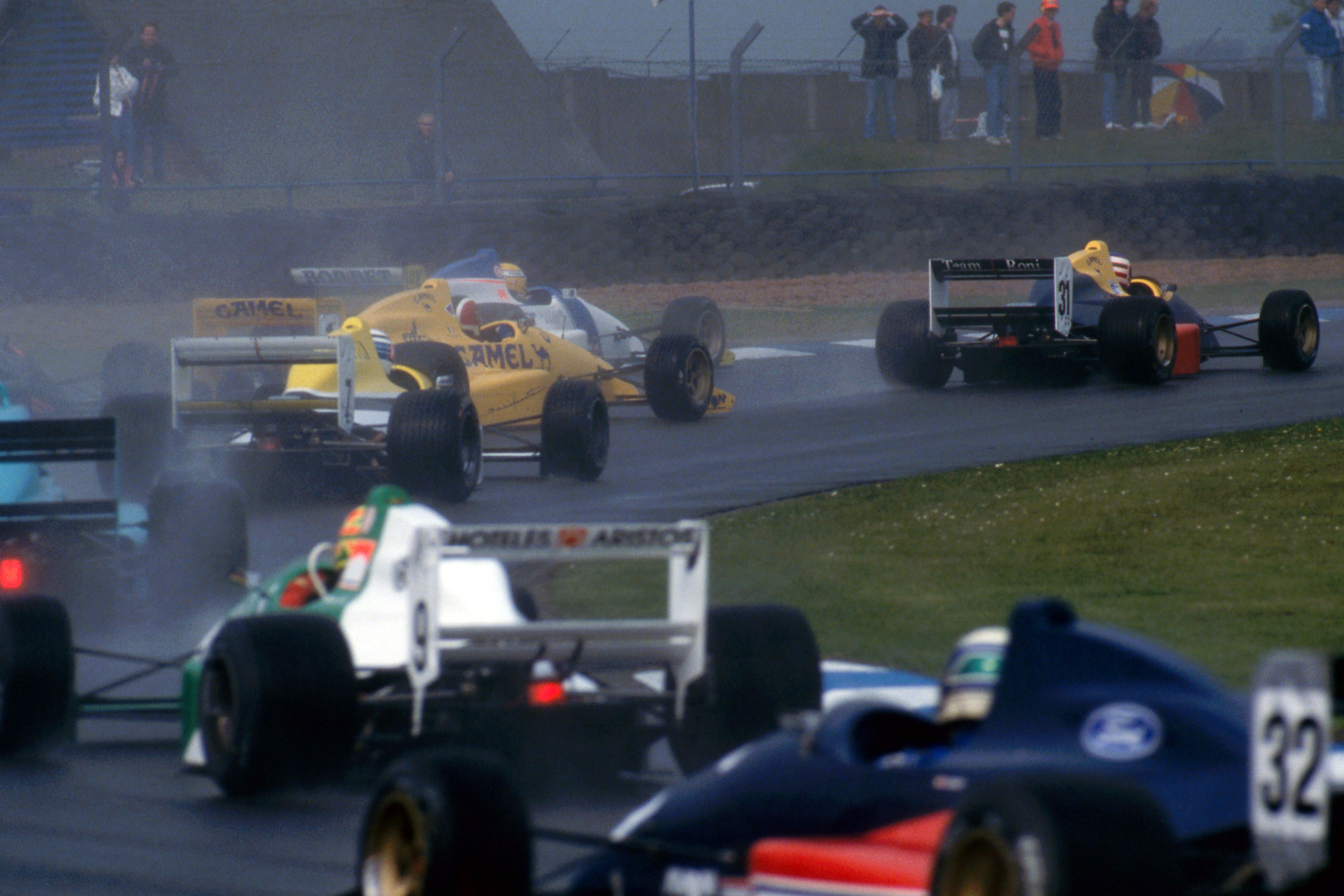 Donington Park Formula 3000 1990