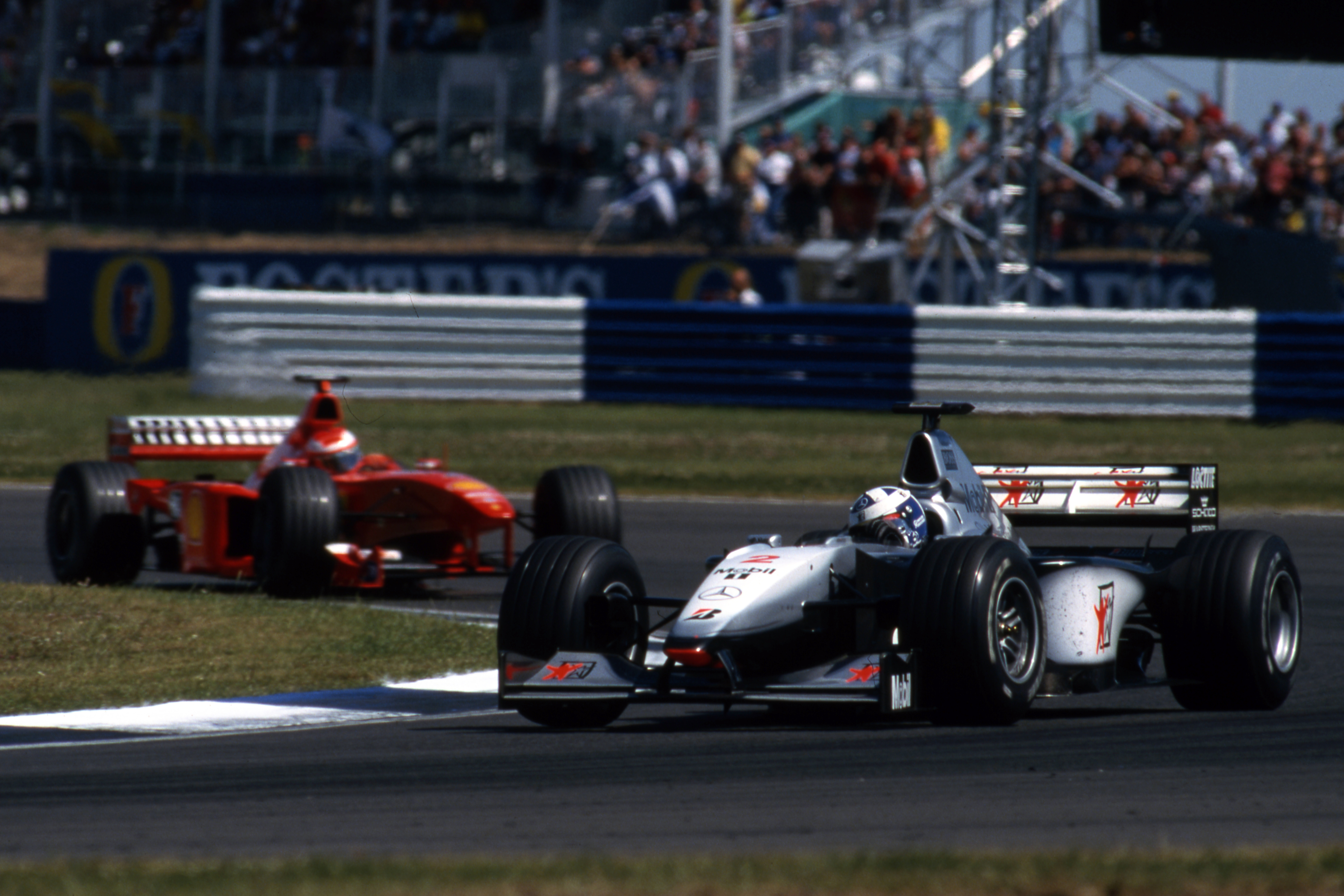 British Grand Prix Silverstone (gbr) 09 11 07 1999