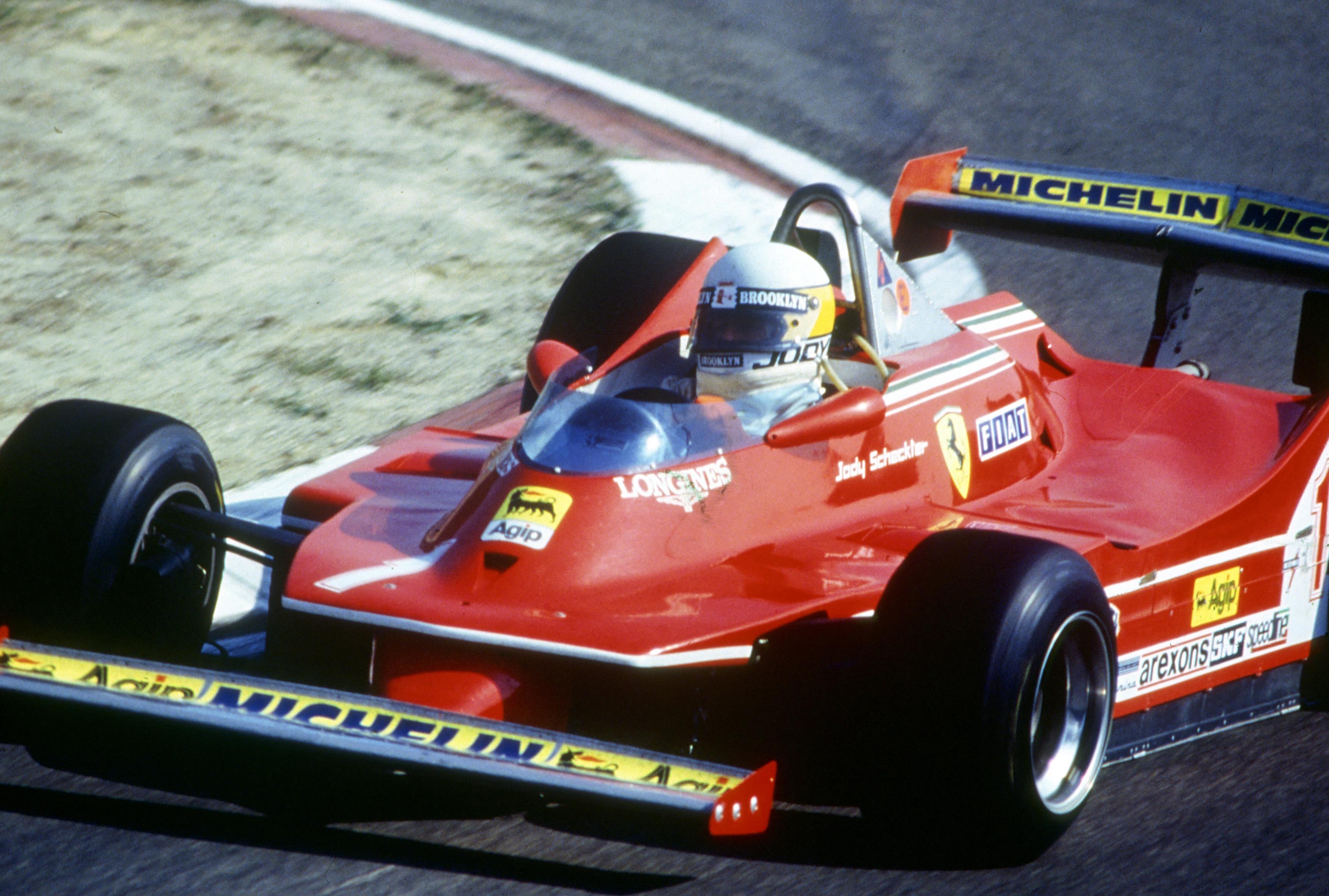 Italian Grand Prix Imola (ita) 12 14 09 1980