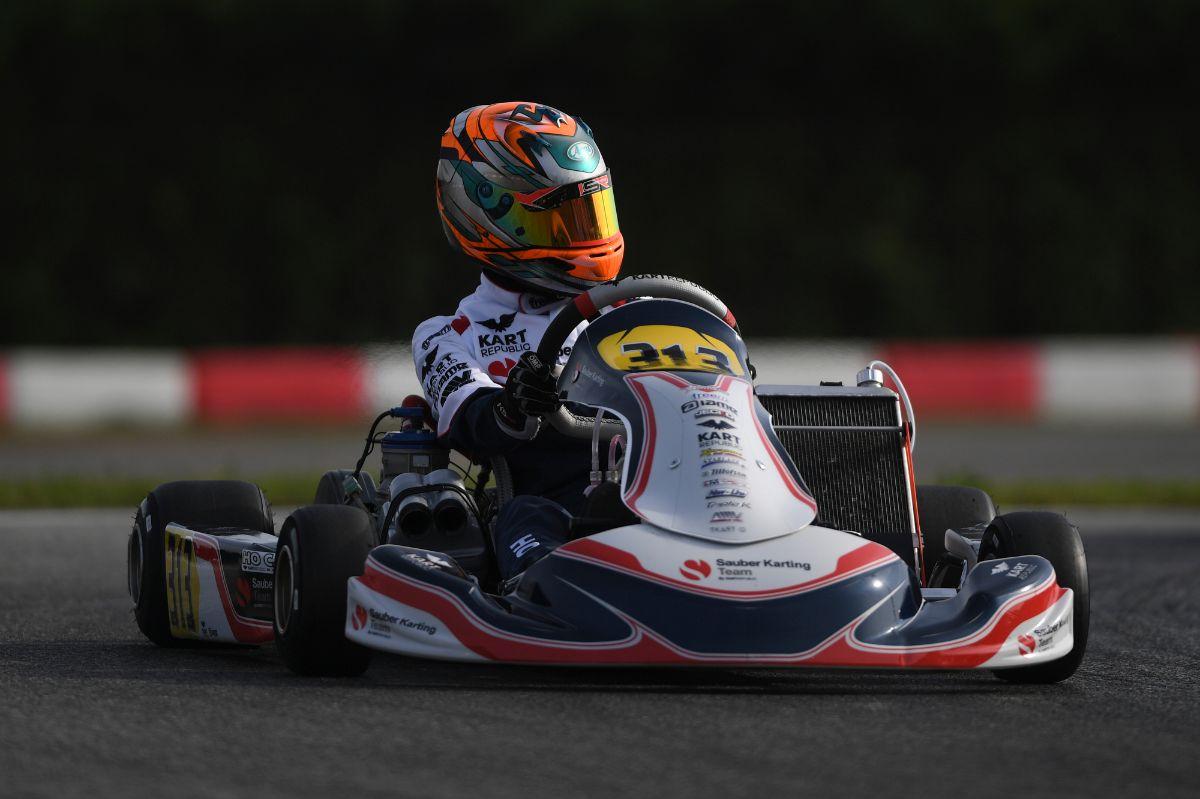 Sauber Karting Team By Kart Republic Kr Wsk Opencup Round 1 001