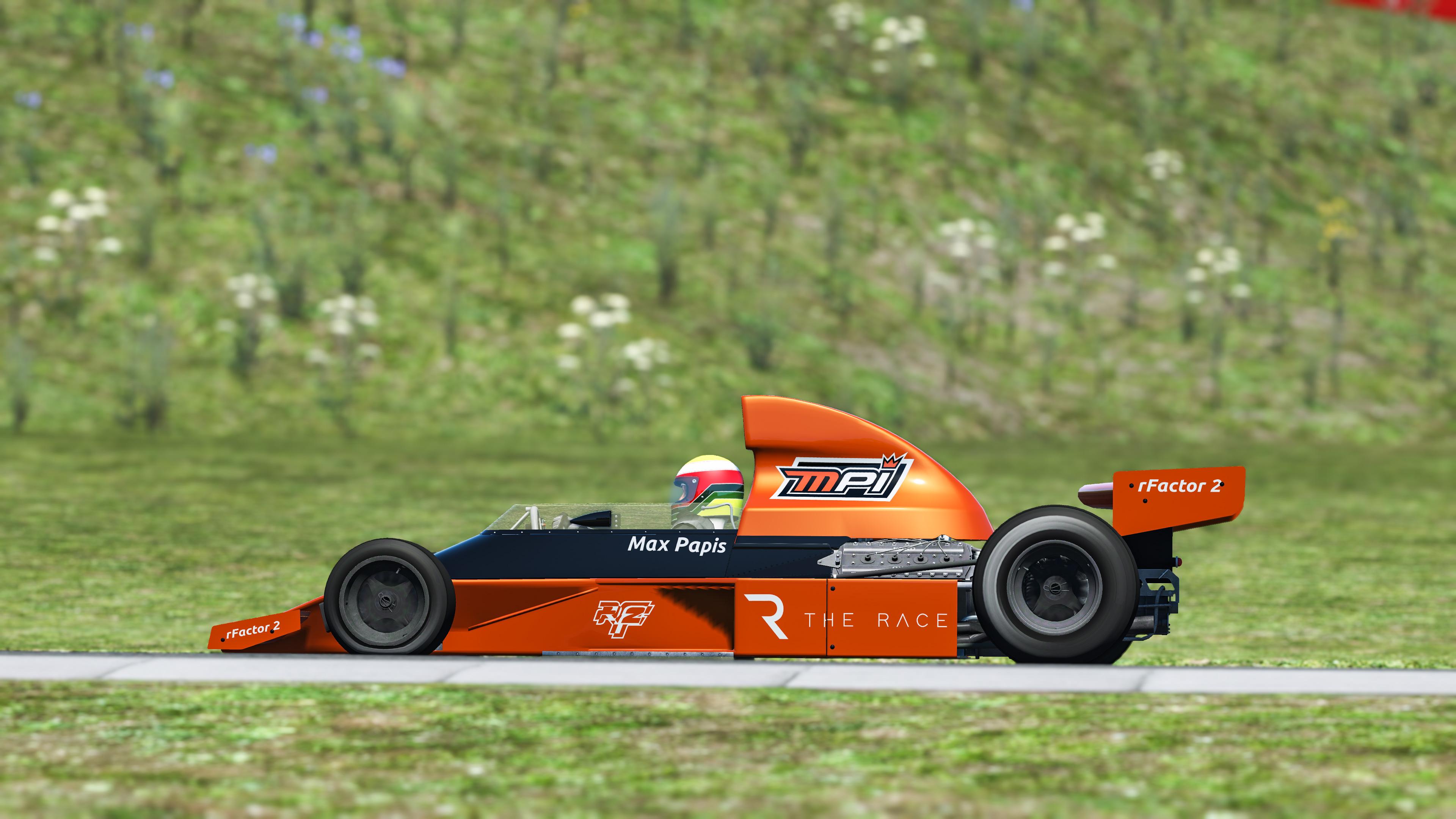 Max Papis The Race Legends Trophy 2020