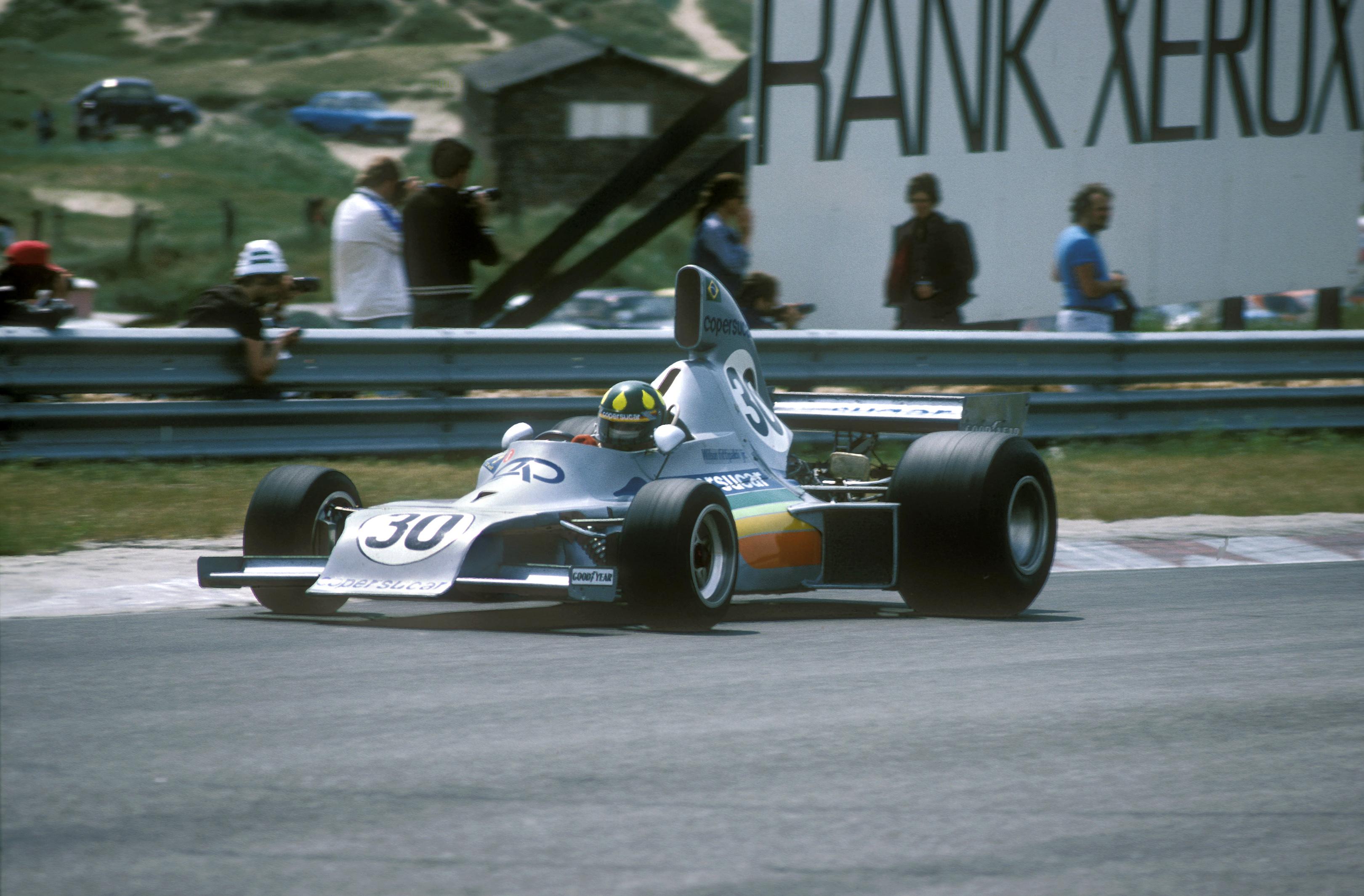 Divila Fittipaldi F1 1975