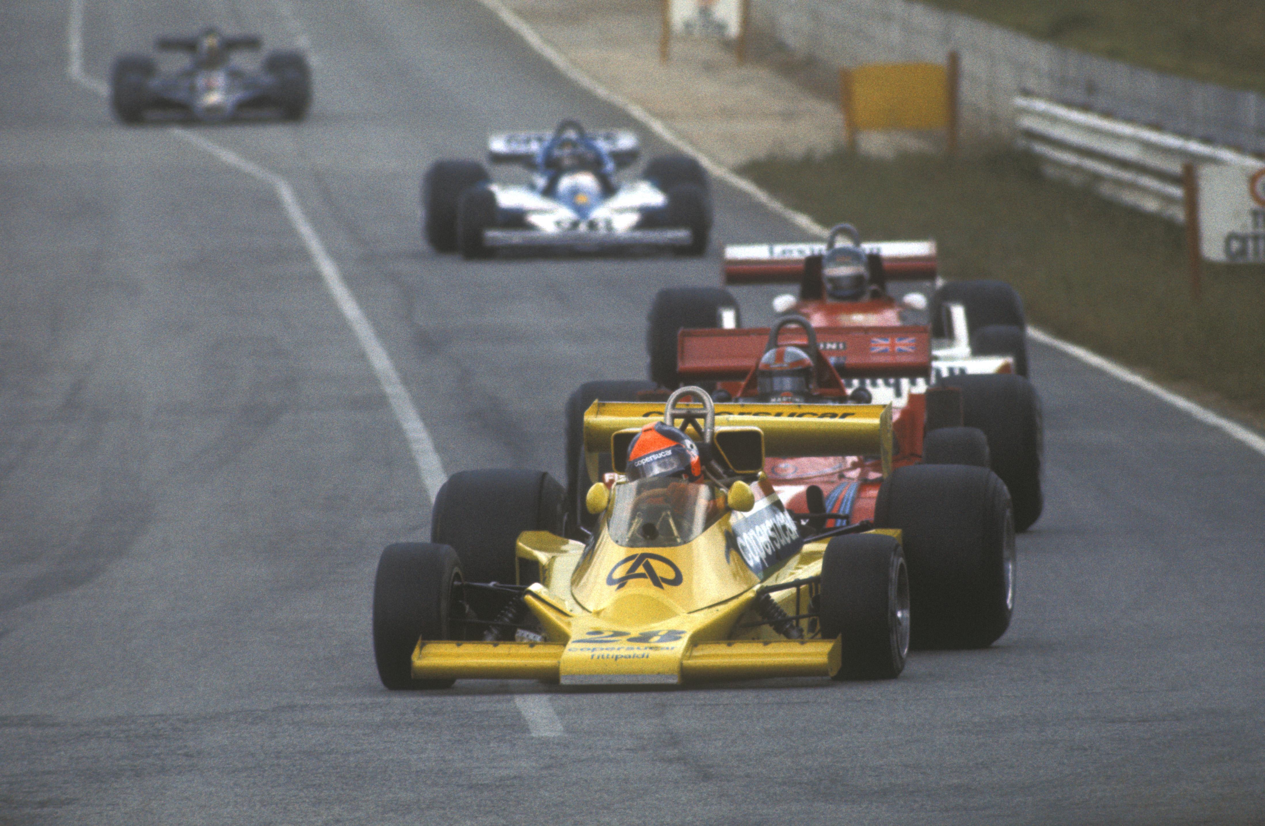 Divila Fittipaldi 1977