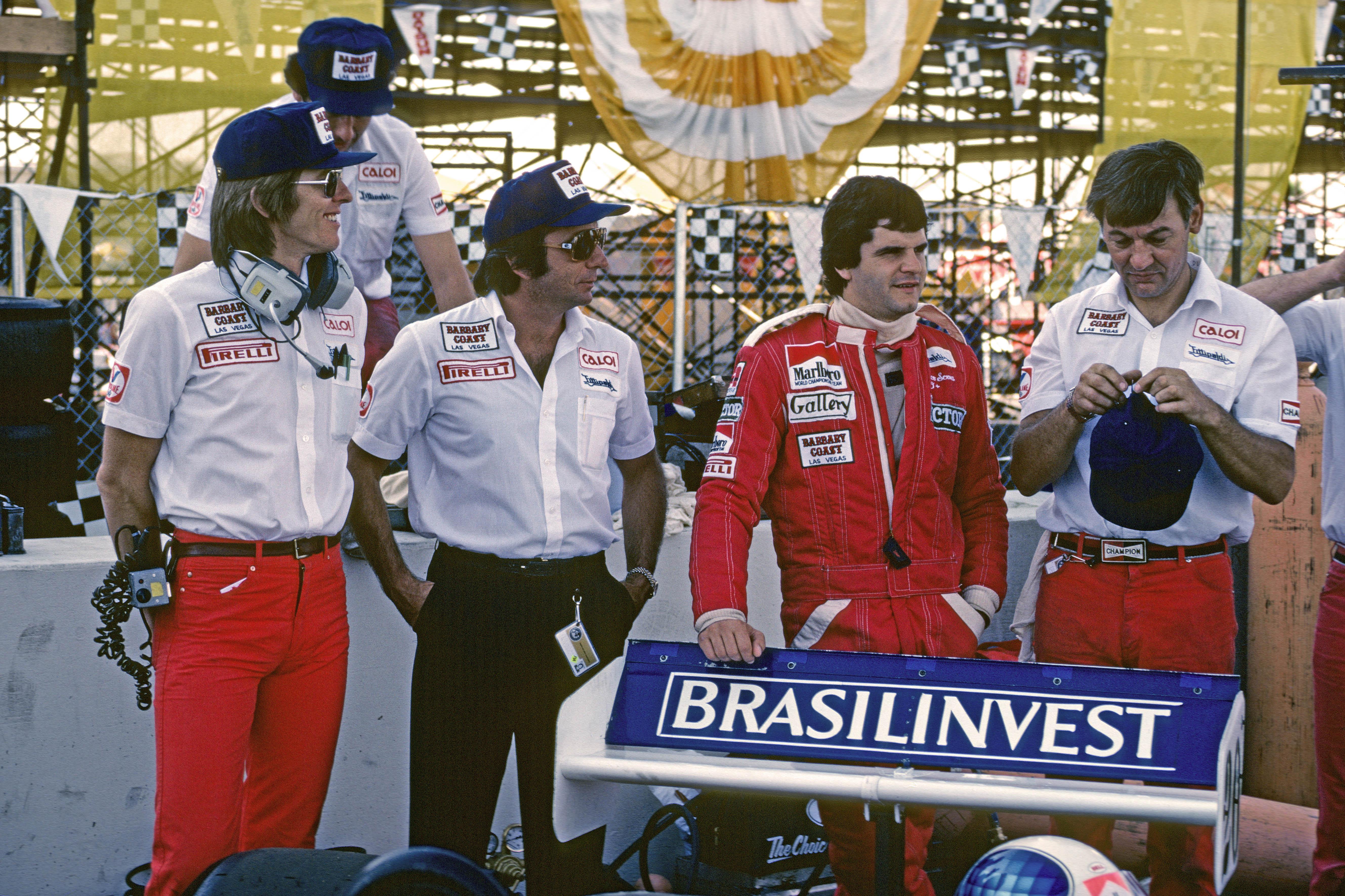 Fittipaldi Divila F1