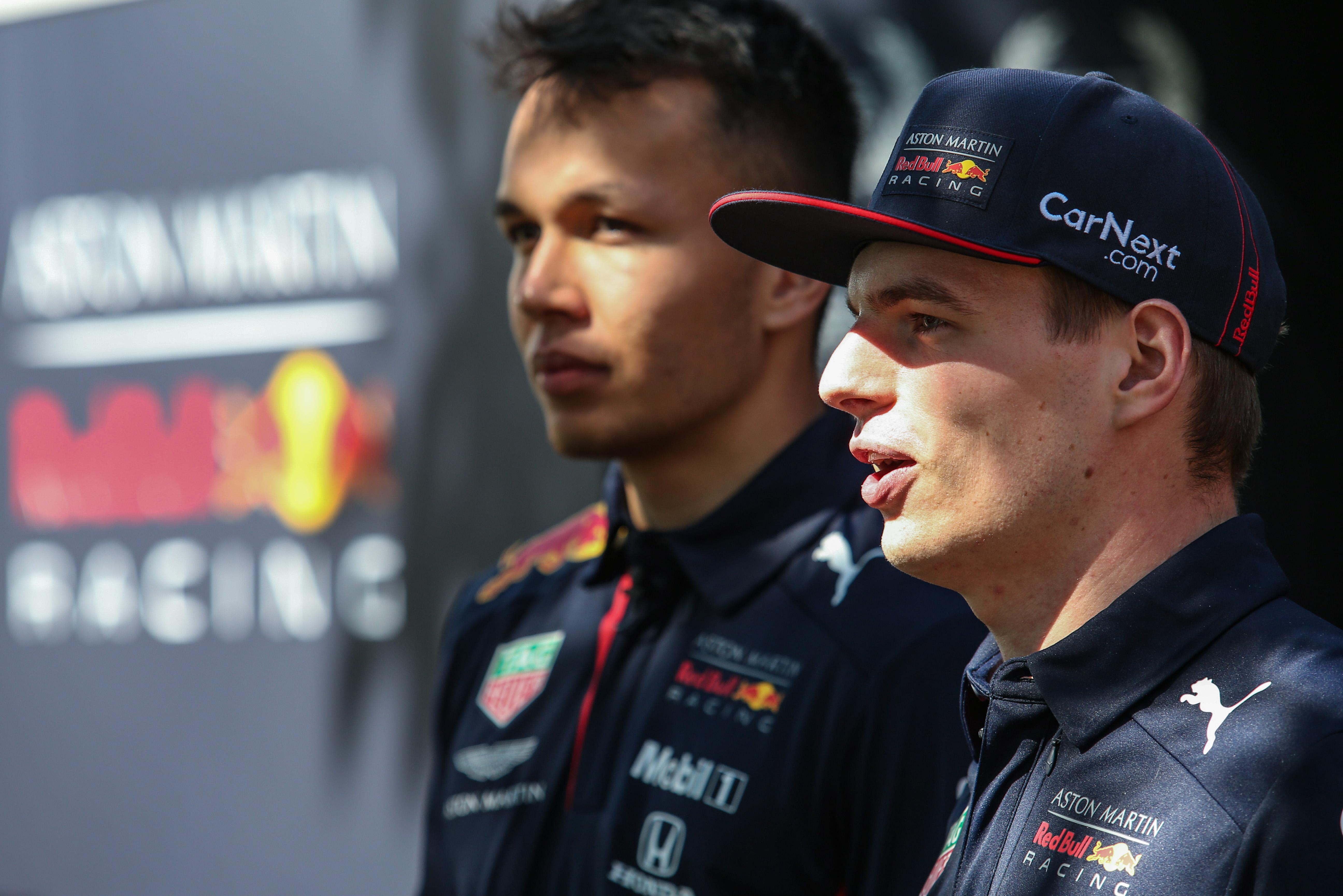 Motor Racing Formula One World Championship Australian Grand Prix Preparation Day Thursday Melbourne, Australia