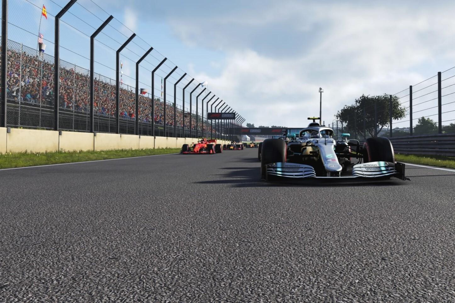 Virtual GP F1 esports