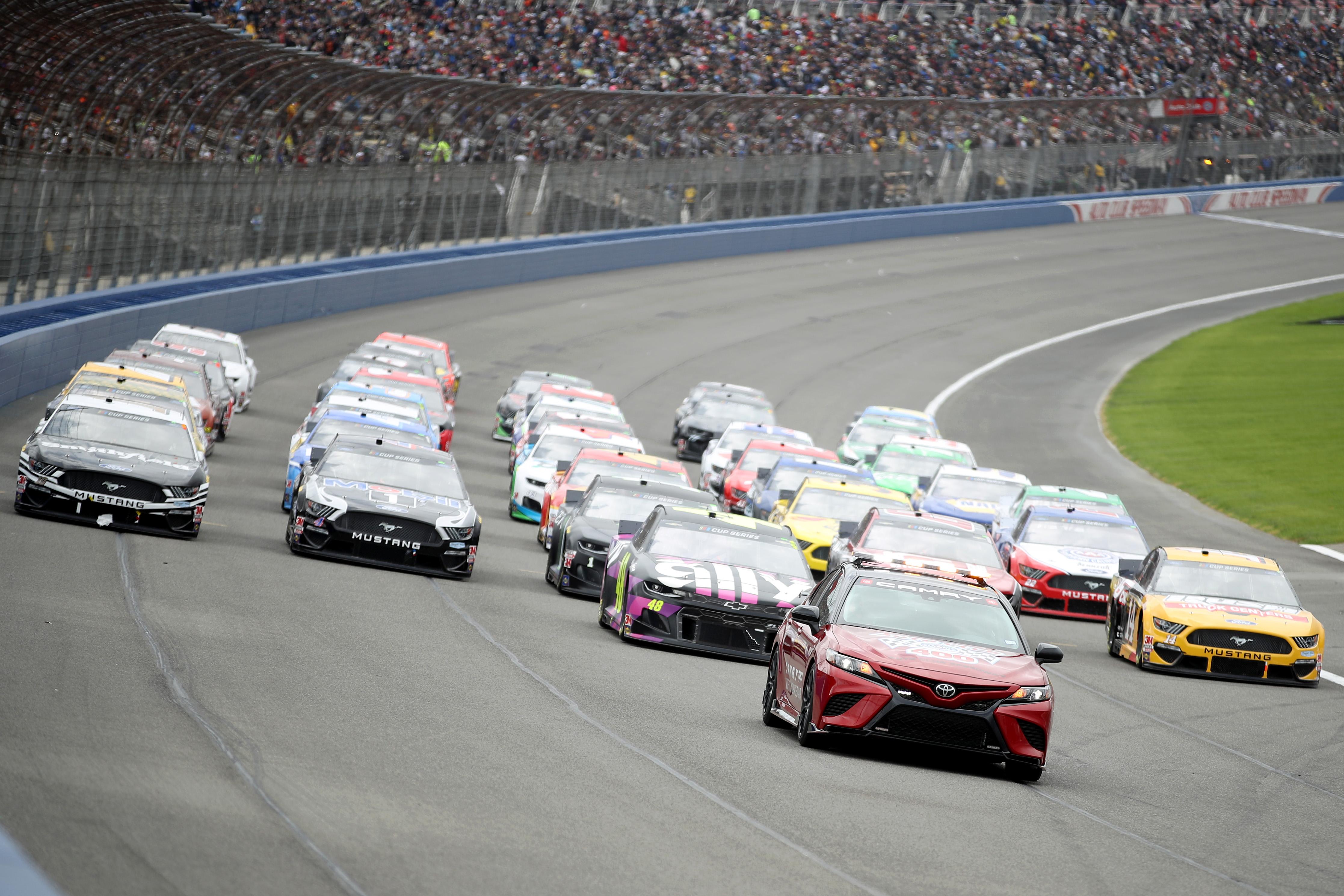 Fontana NASCAR 2020