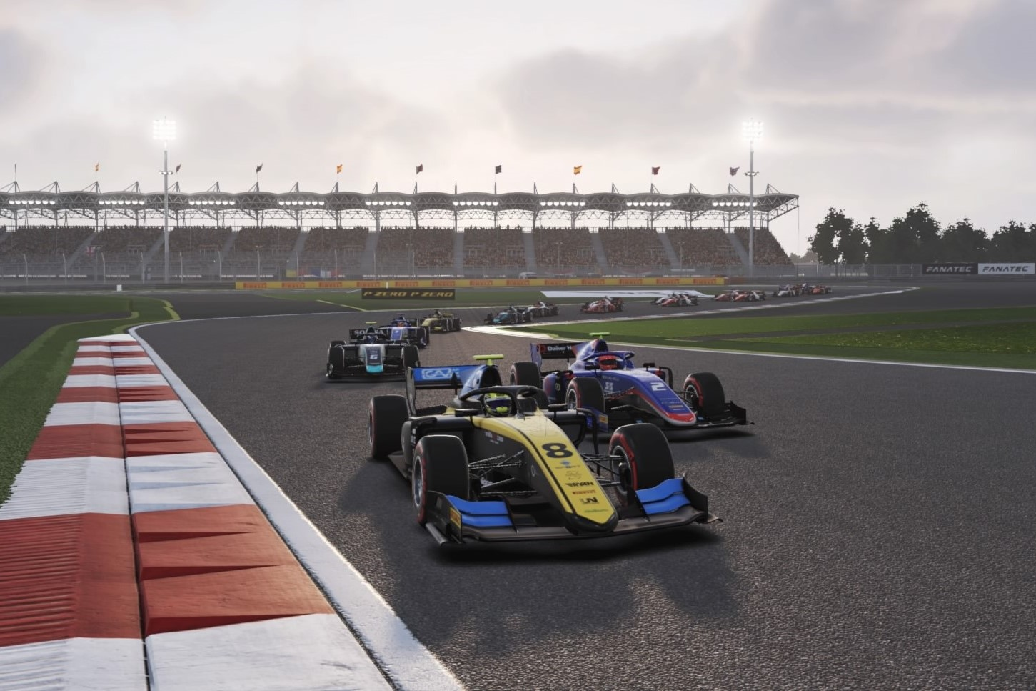 Virtual F2/F3 series announced with entry list