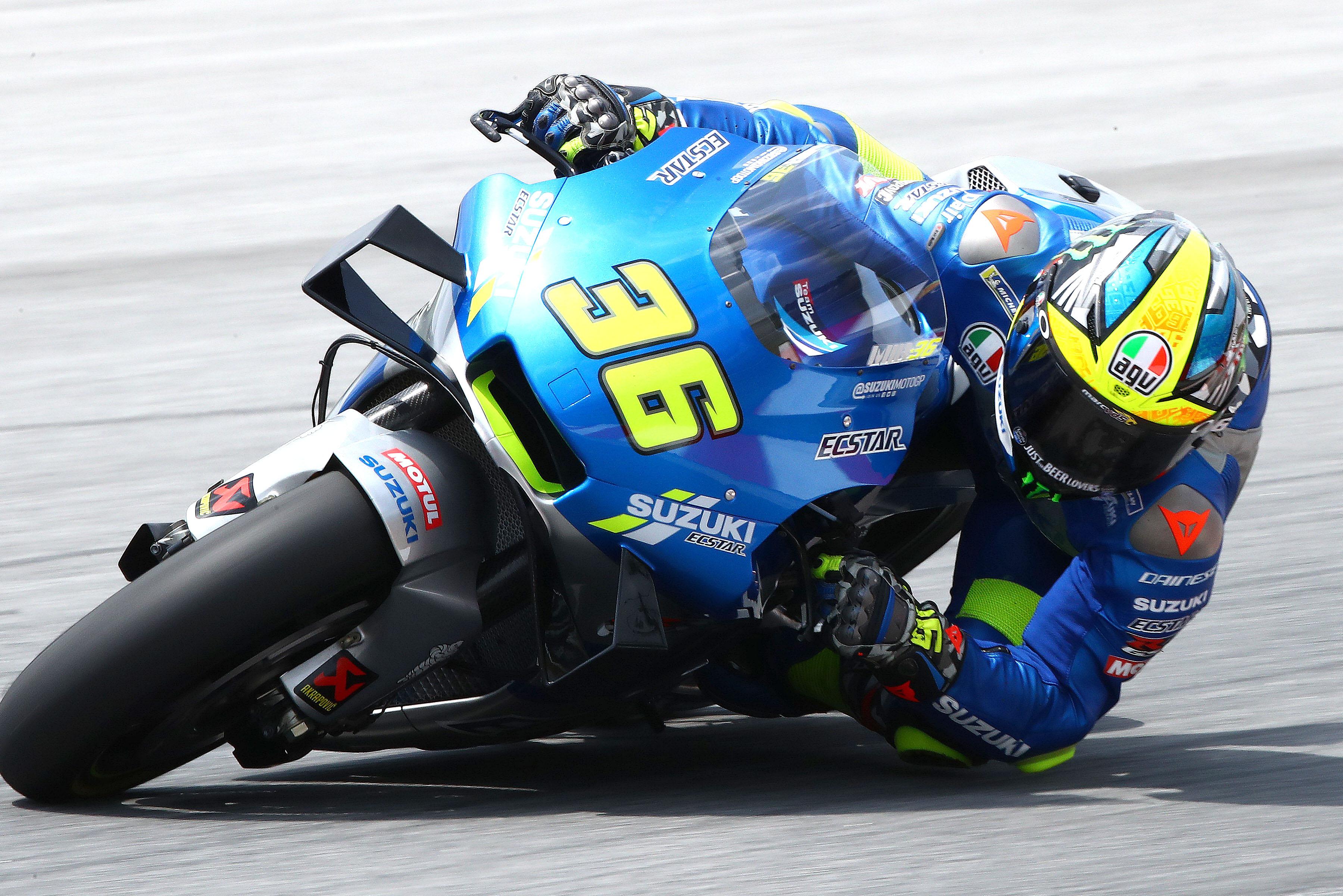 Suzuki completes 2021-22 MotoGP line-up by retaining Mir ...
