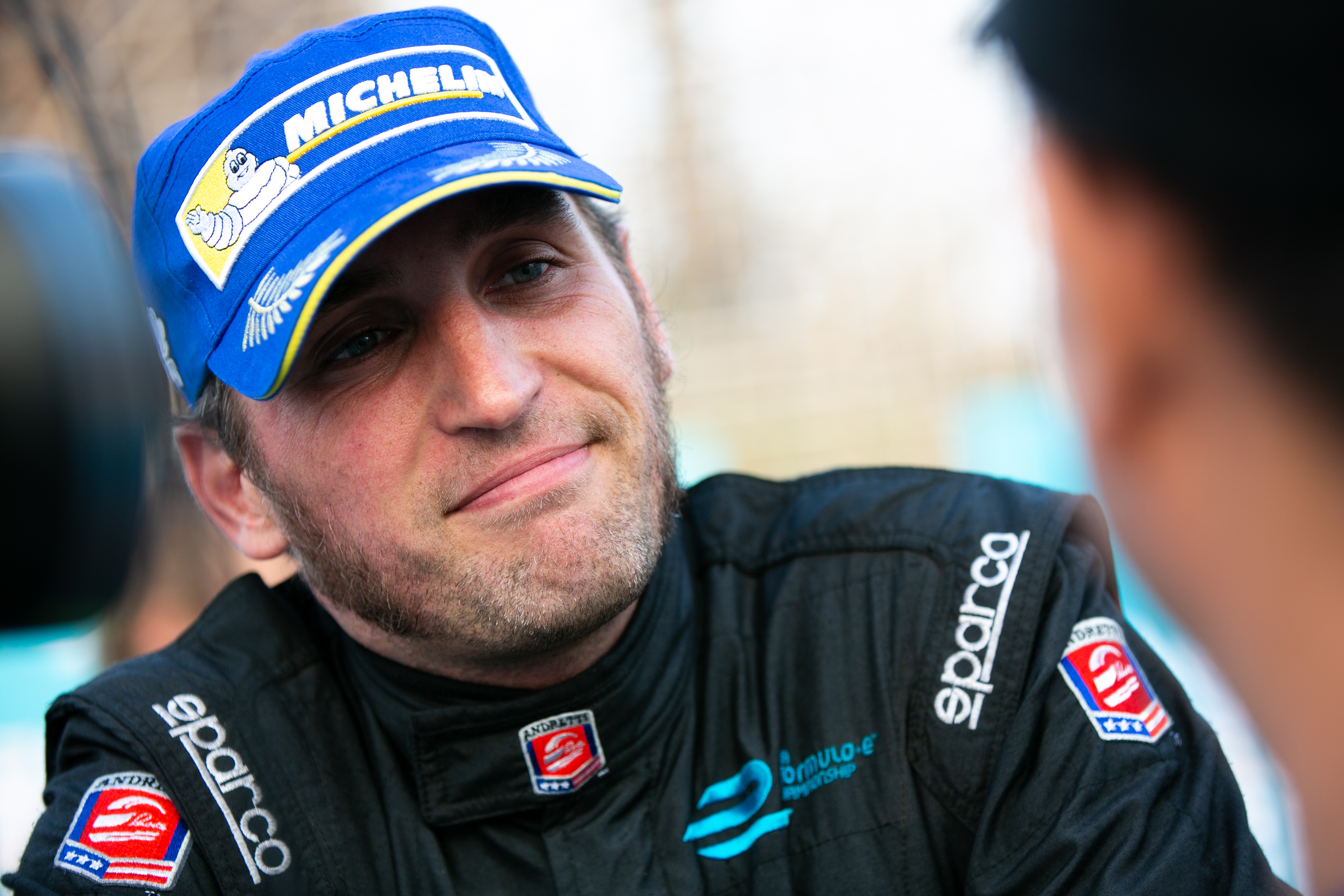 Franck Montagny Andretti Autosport 2014