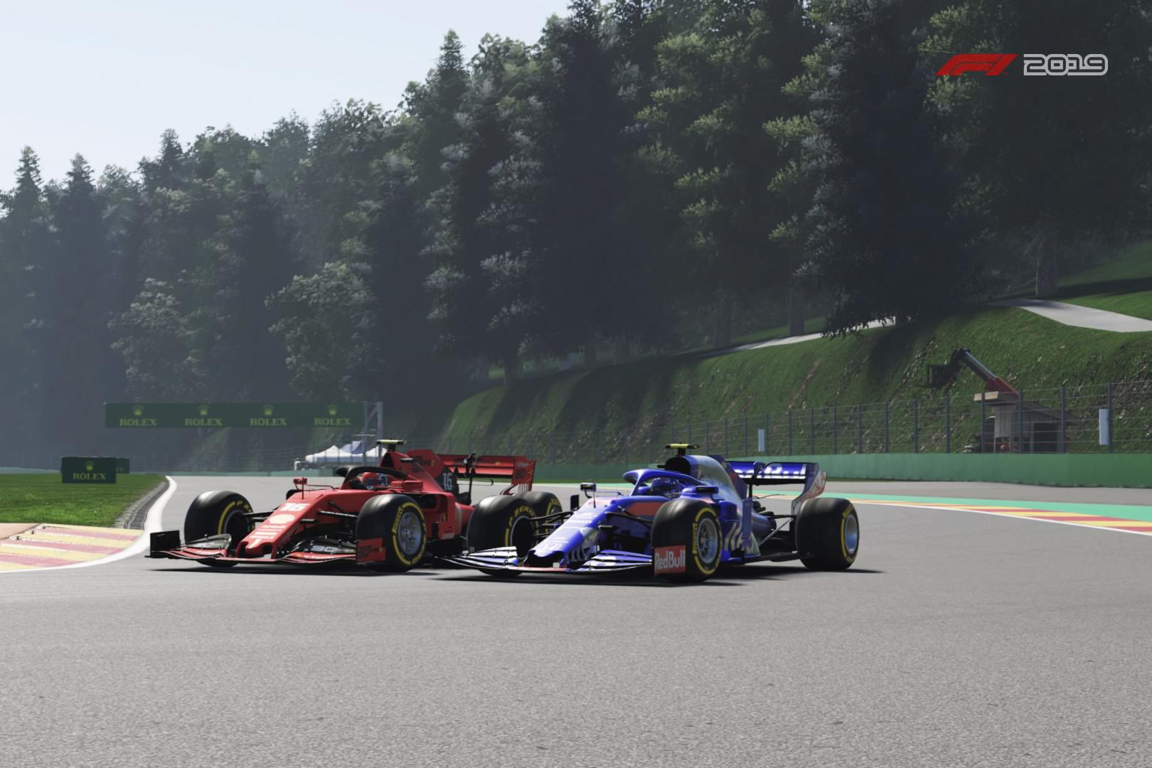 Esports aces Bolukbasi and Bereznay beat F1 stars in NotTheGP