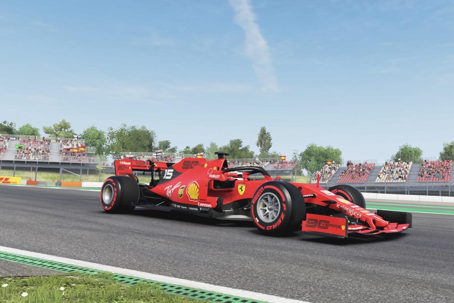 Leclerc Spain