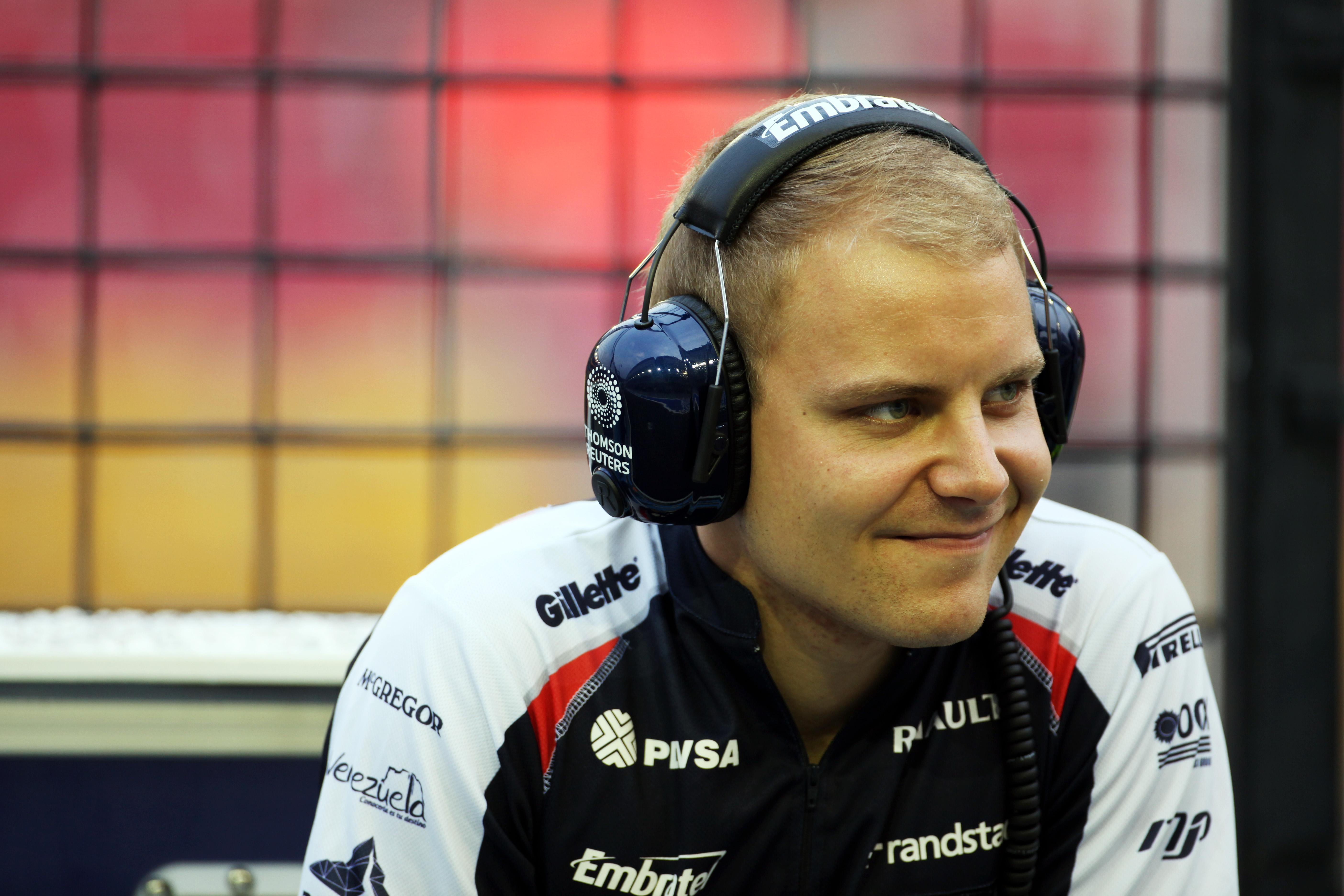 Valtteri Bottas 2012