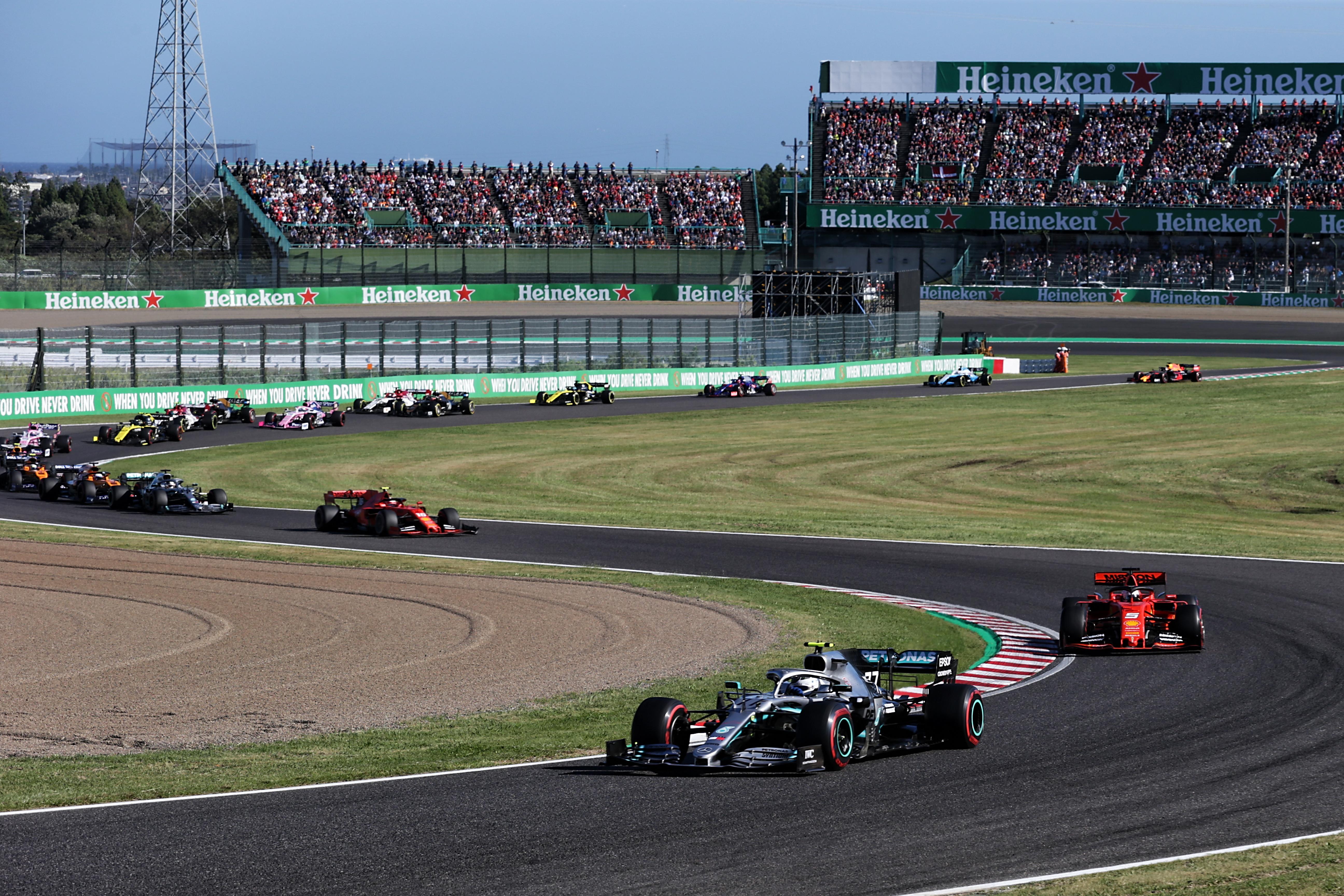 Japanese Grand Prix 2019 Suzuka
