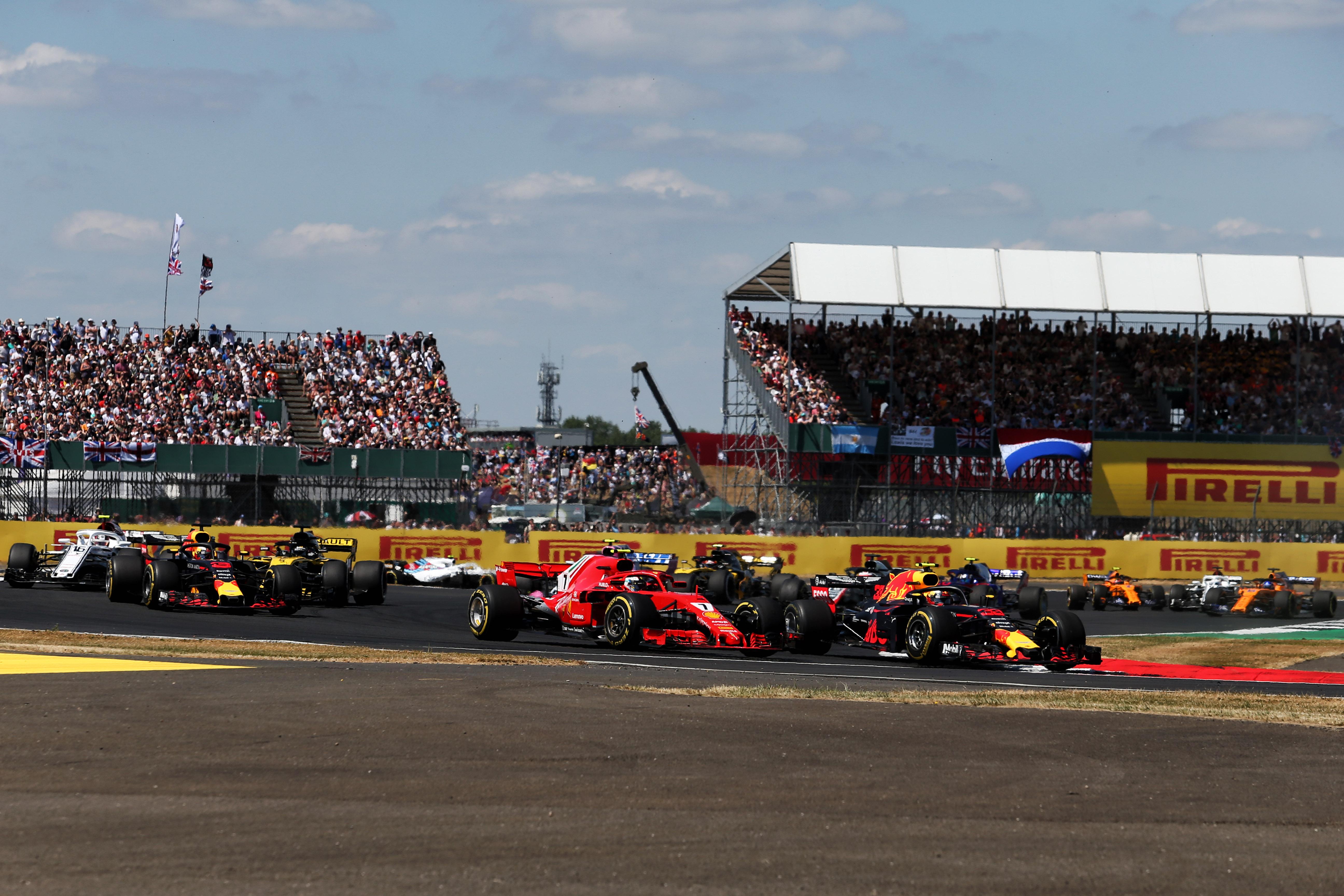 British Grand Prix 2018 Silverstone