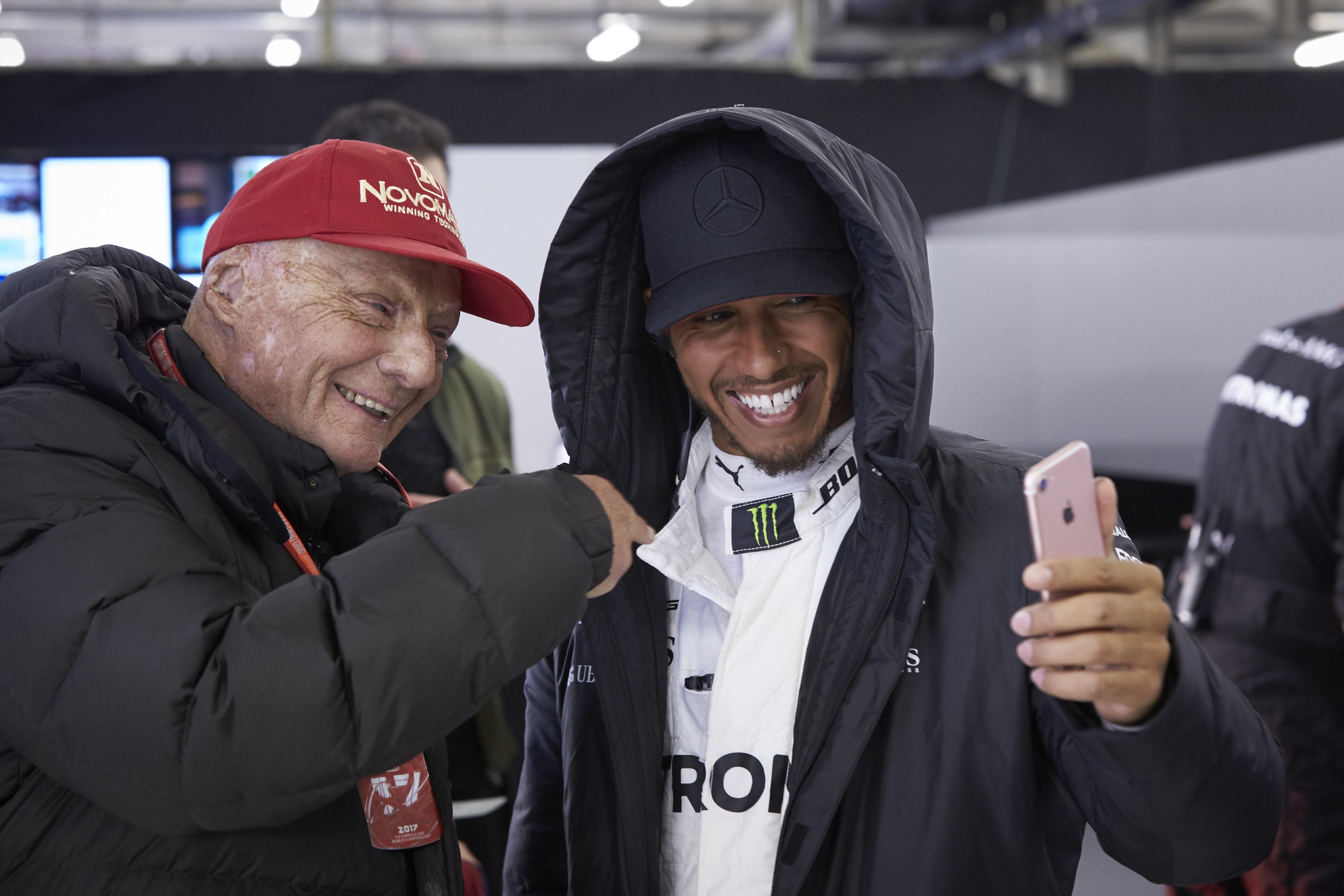 2017 Chinese Grand Prix, Sunday Steve Etherington