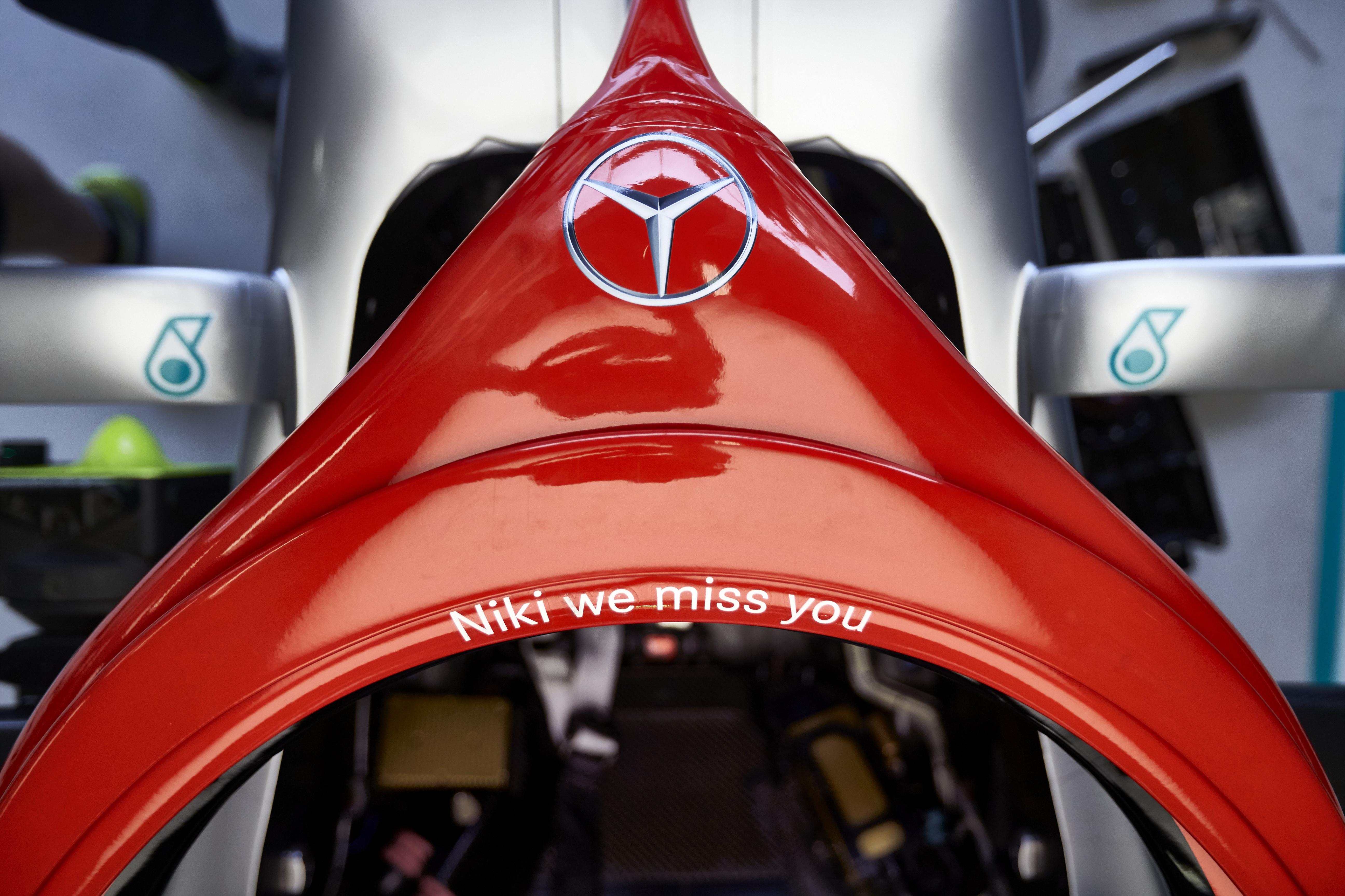 2019 Monaco Grand Prix, Friday Steve Etherington