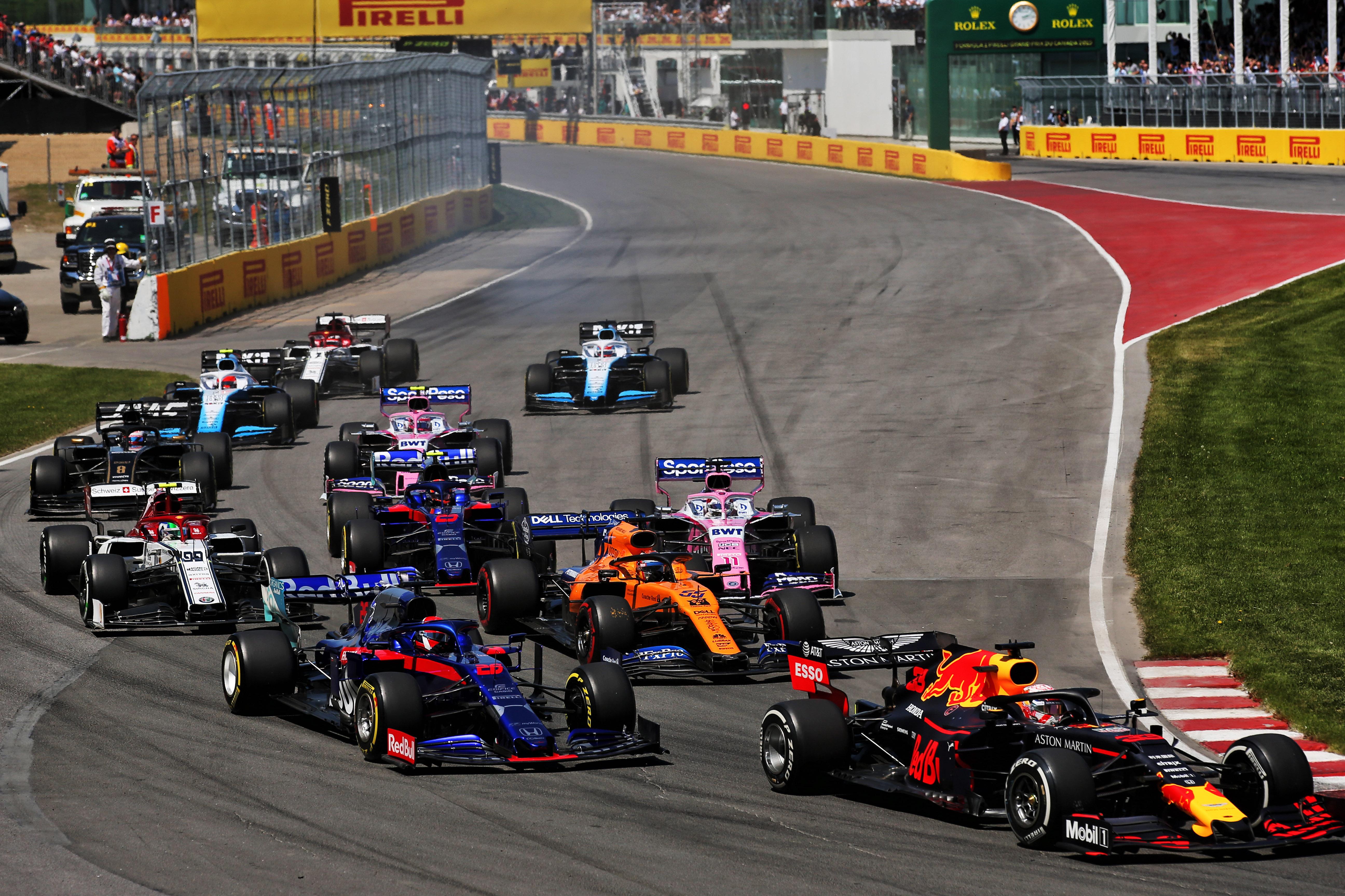 F1 Canadá 2020