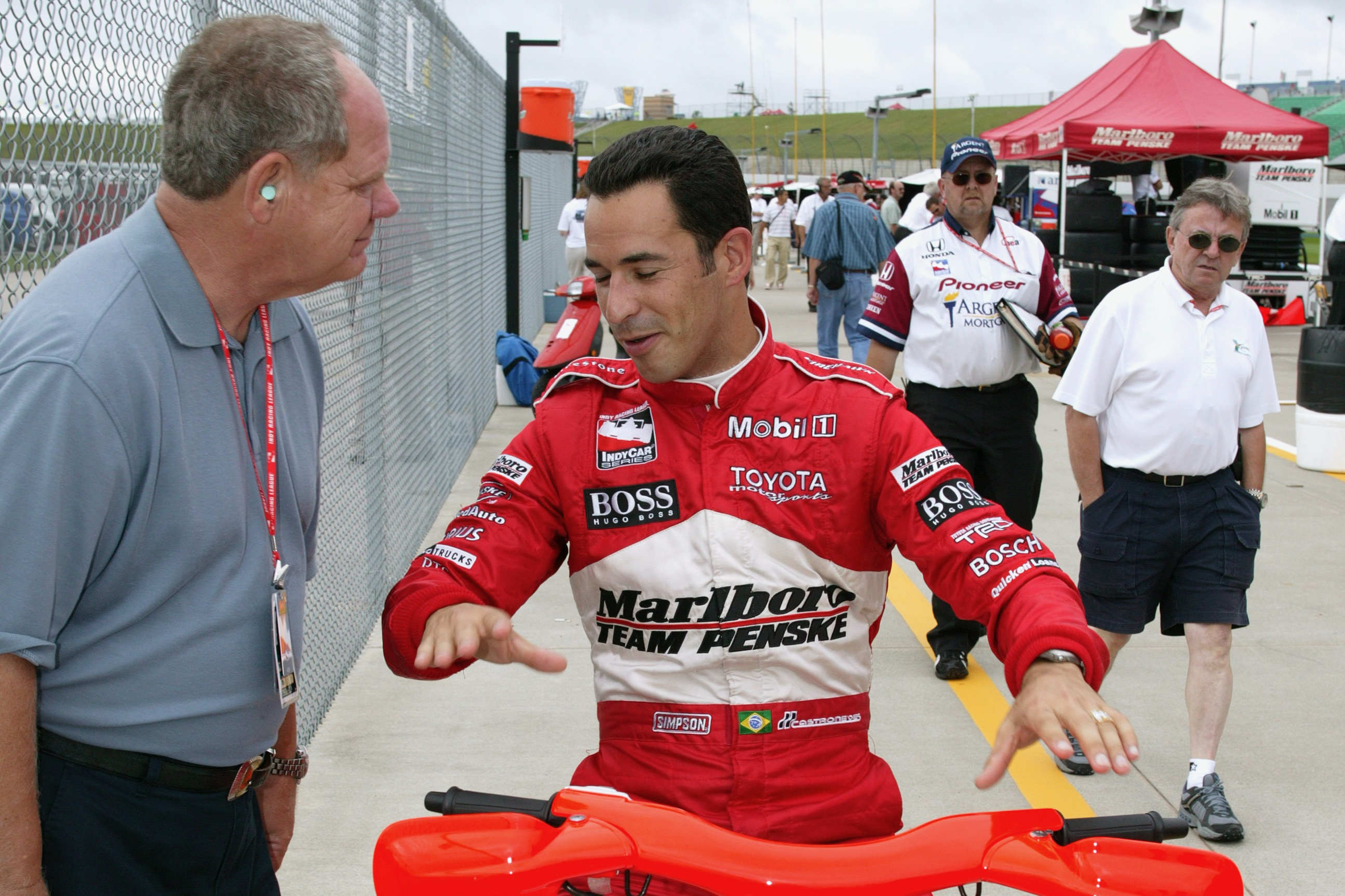 Paul Page Castroneves
