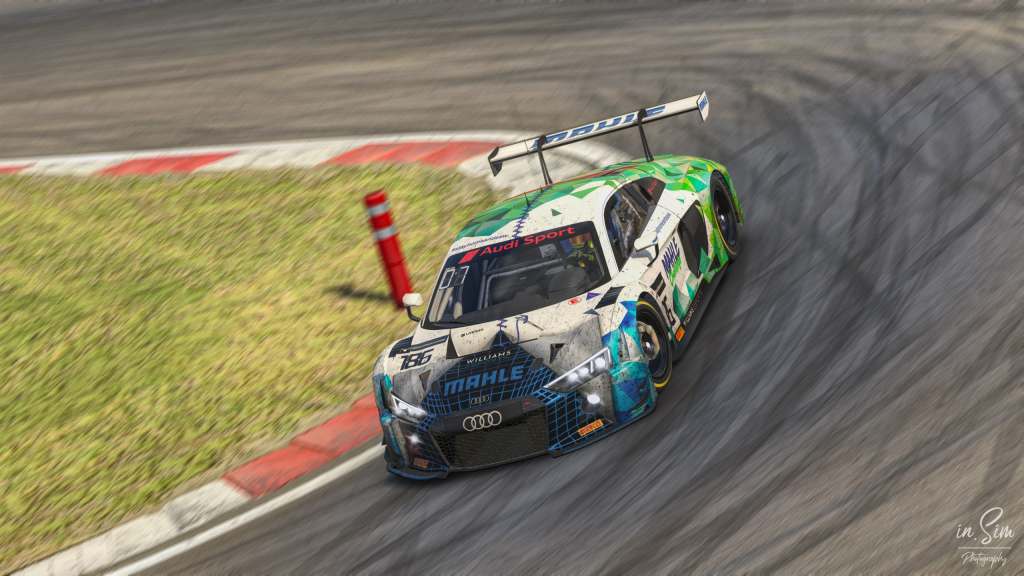 MAHLE RACING TEAM Profile: How to crack a 24-hour sim race - The Race