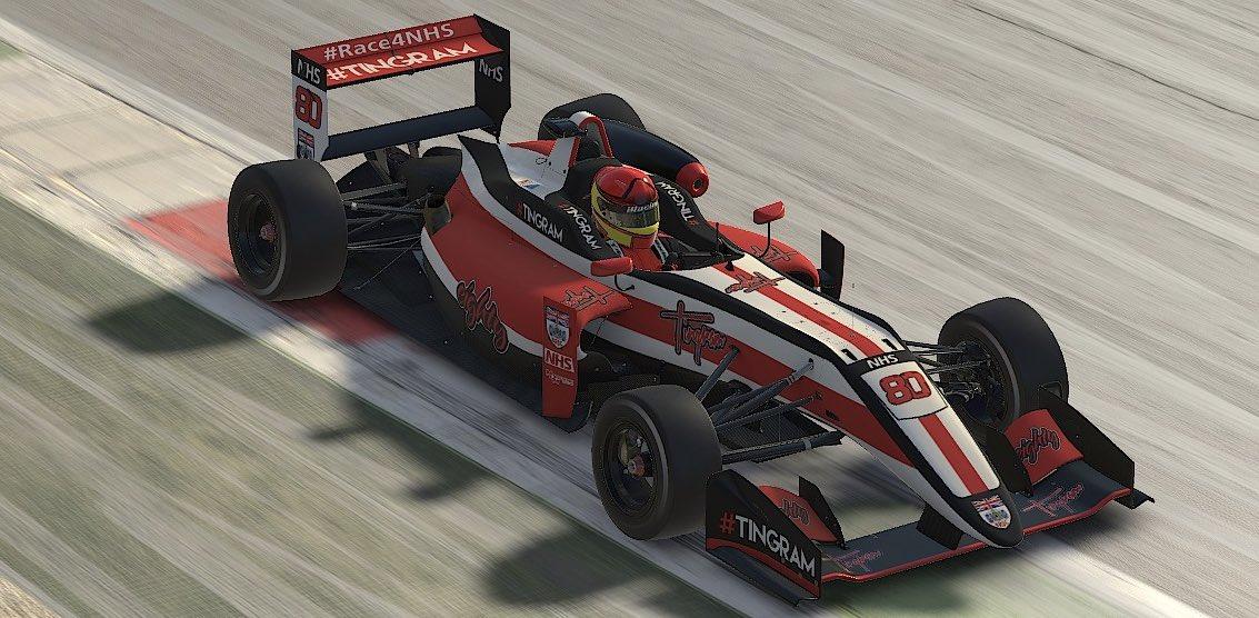 Tom Ingram BRDC Esport