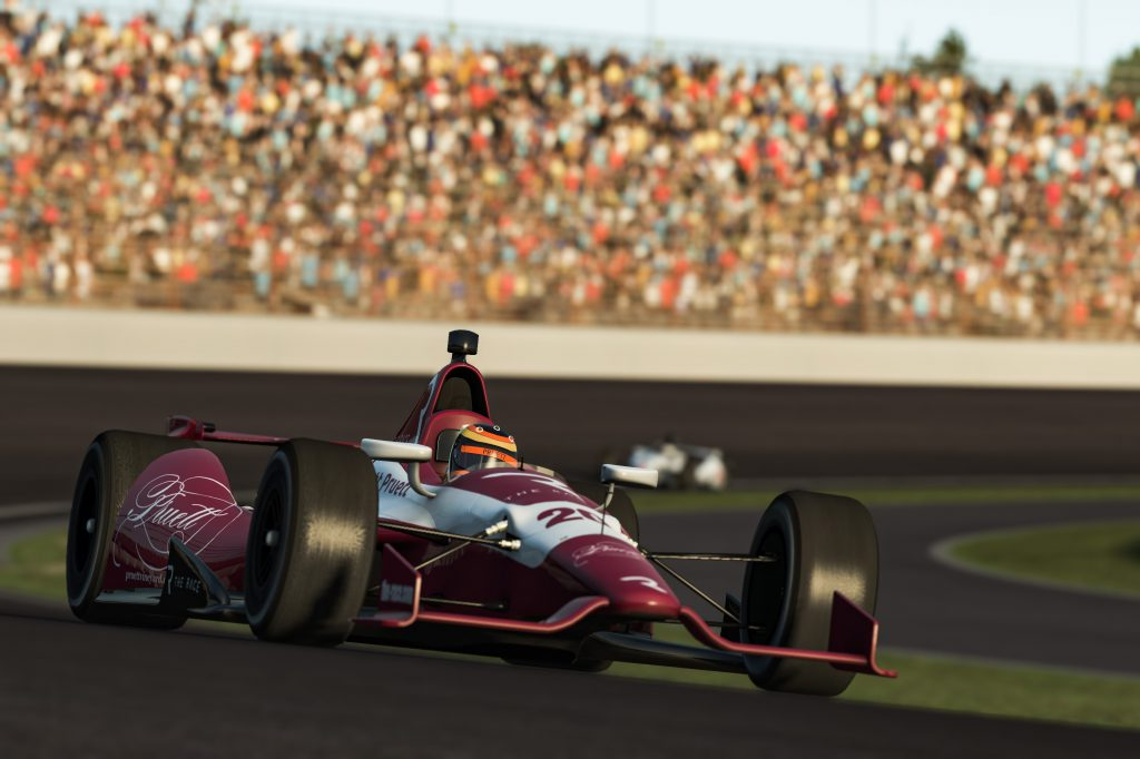 Pruett becomes latest ex-IndyCar star to join Legends Trophy - The Race