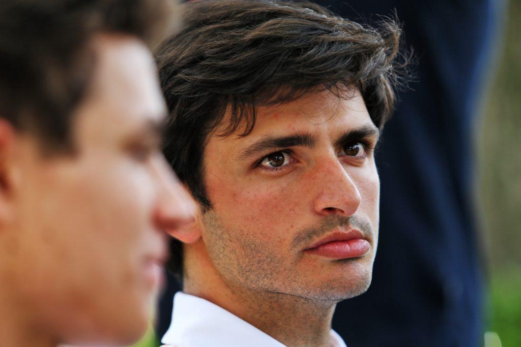 Sainz trying not to fret over oddities around Ferrari move - The Race