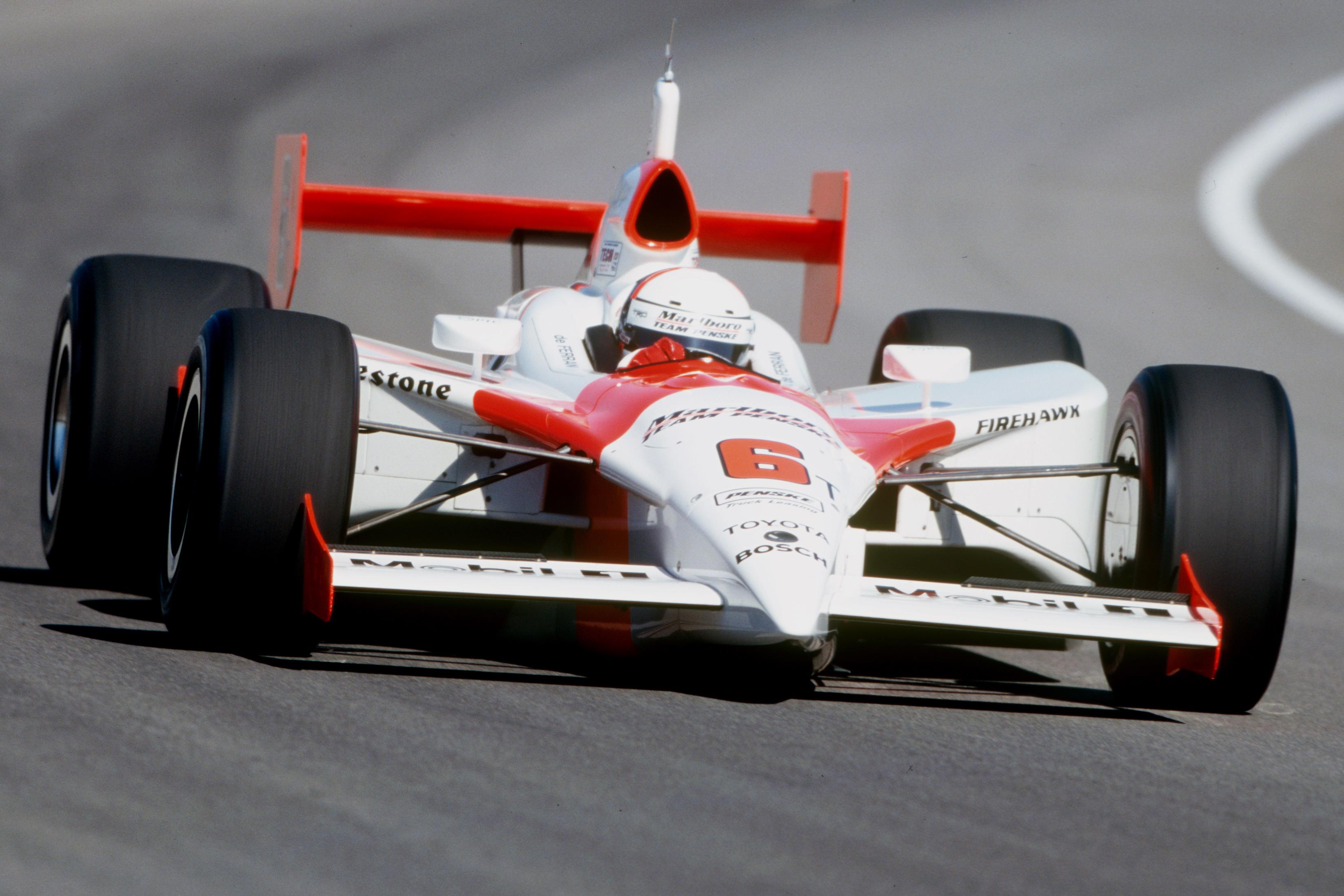 Gil de Ferran Penske Indy 500 2003