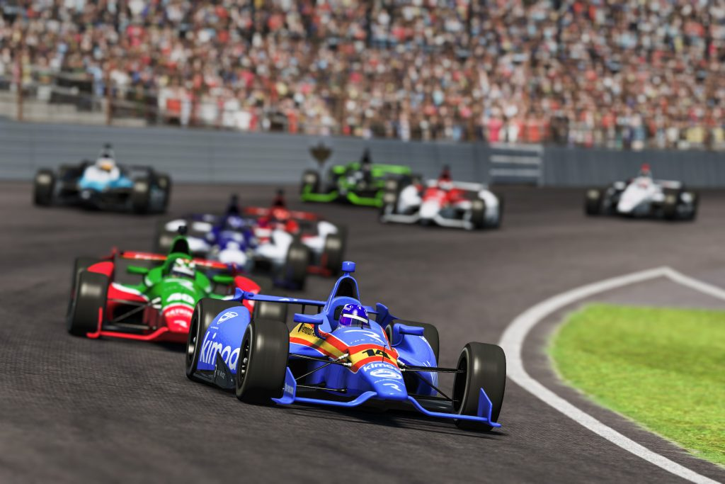 Watch the All-Star Battle and Legends Indy special live - The Race