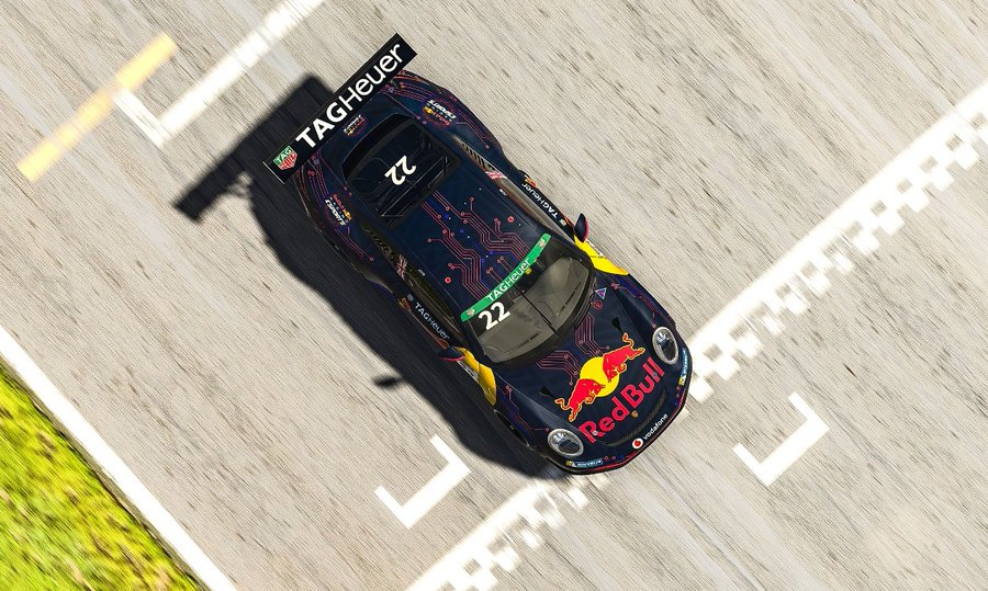 Red Bull driver Job sweeps Porsche iRacing Donington round - The Race