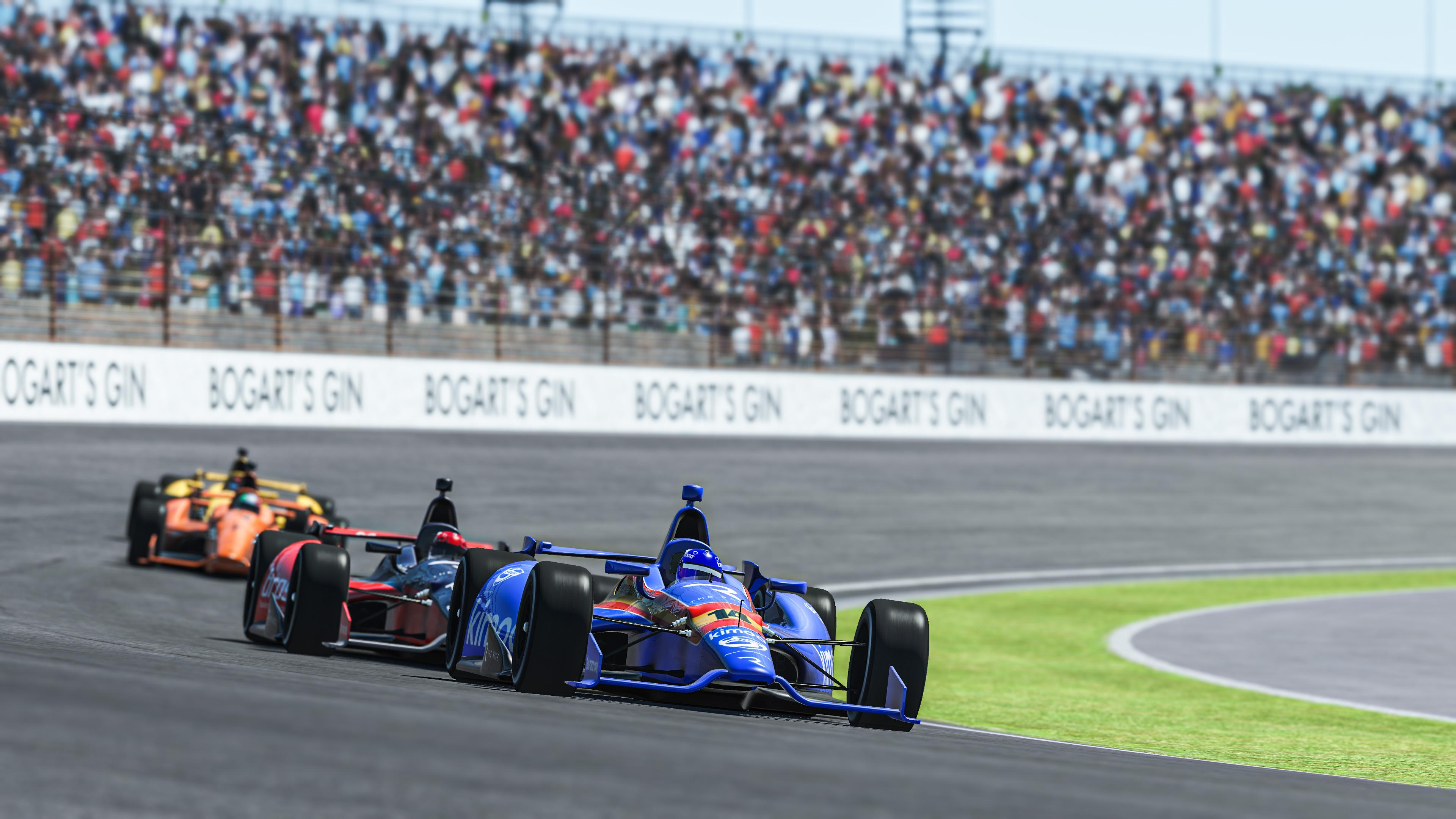 Fernando Alonso The Race Legends trophy