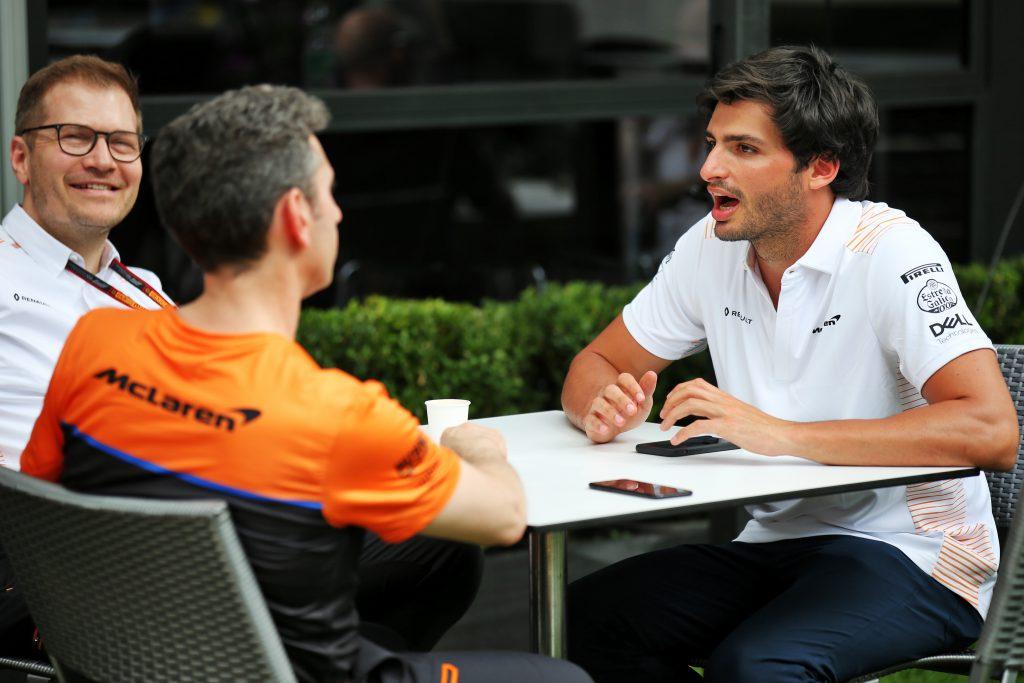 Sainz grateful Ferrari move didn't involve sly negotiations - The Race