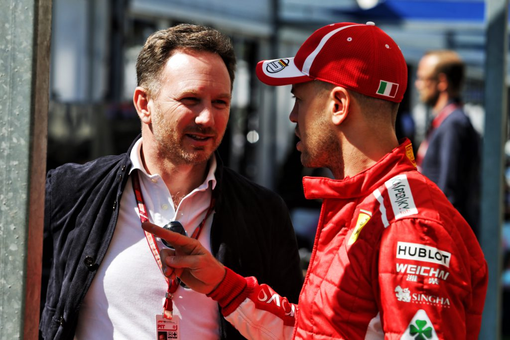 Vettel not 'short of opportunities' to stay in F1 – Horner - The Race