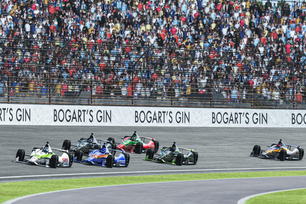 Oval racing 'so much tougher than you'd think' - Button - The Race