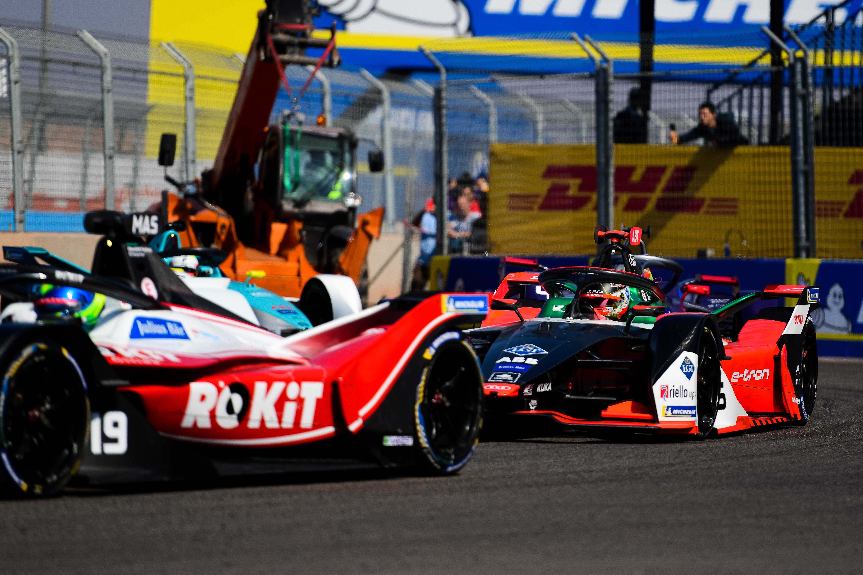 Daniel Abt Audi Marrakesh Formula E 2020