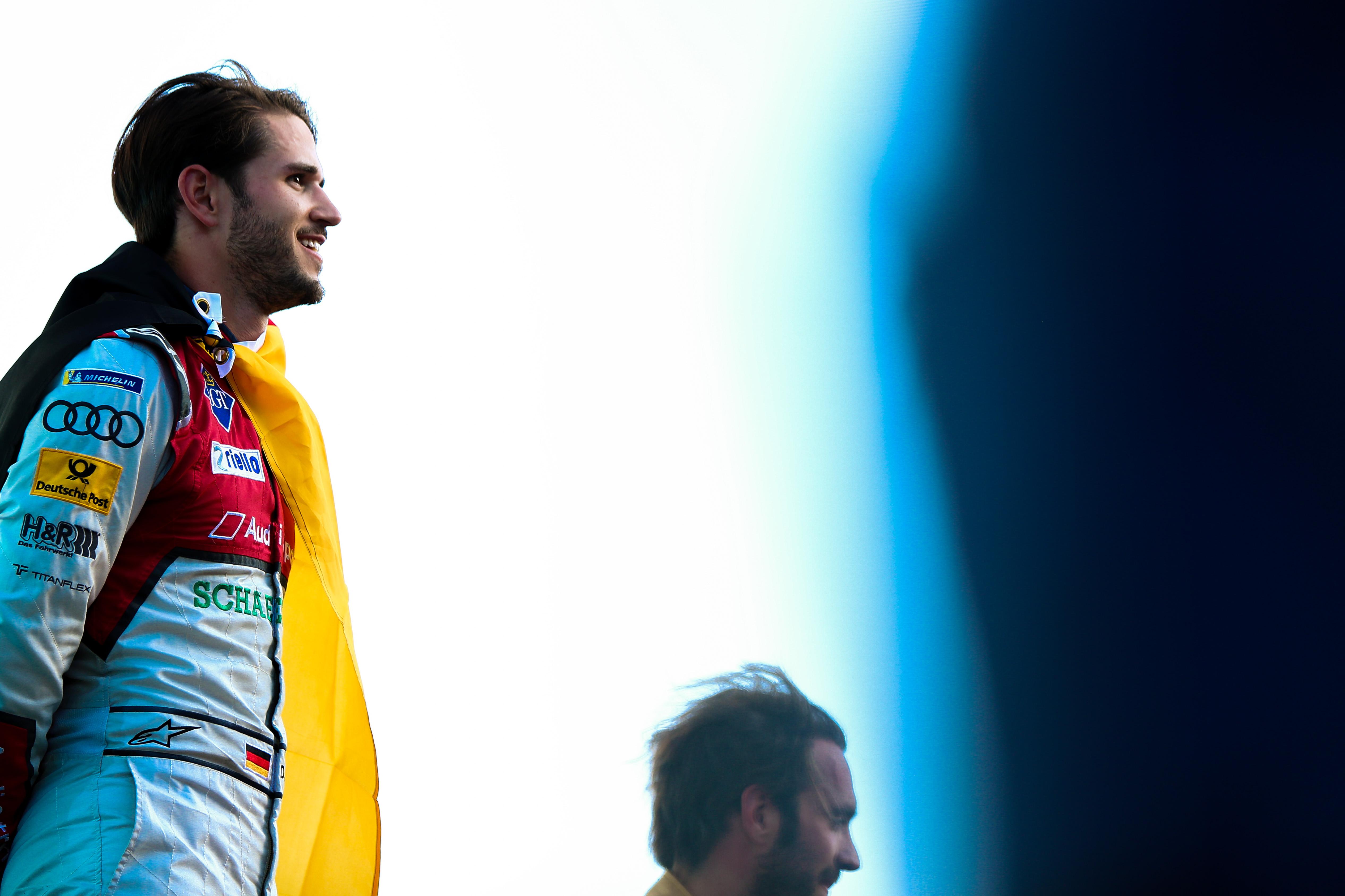 Daniel Abt Berlin Formula E win 2018