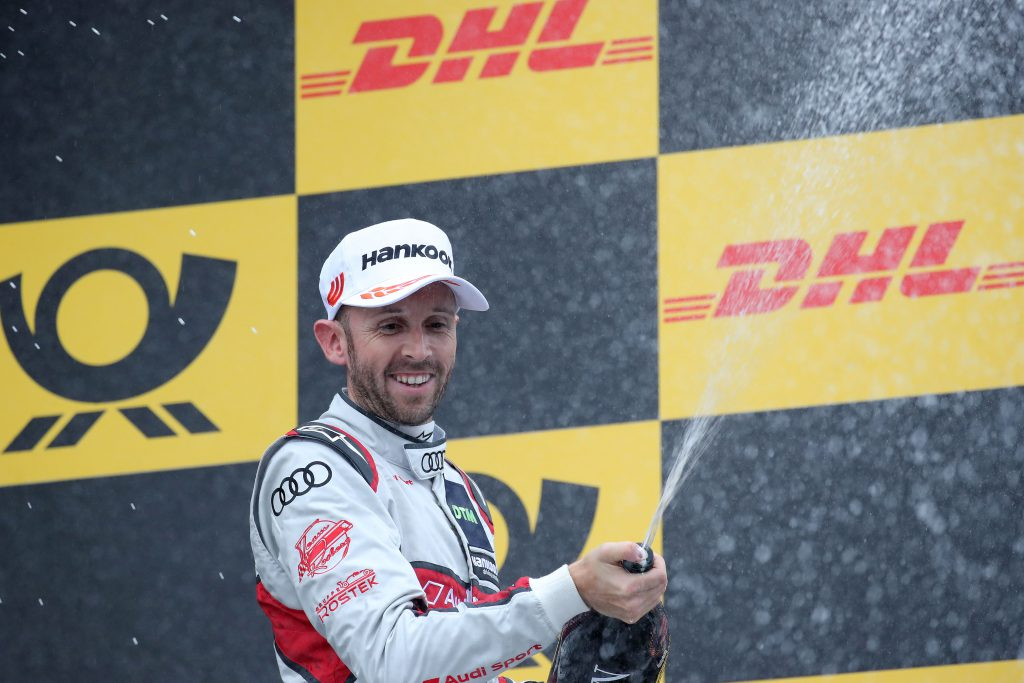 Rene Rast Audi DTM 2019