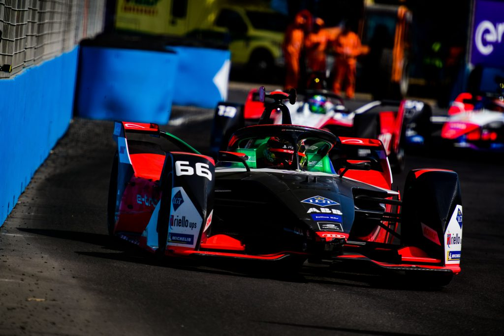 Daniel Abt Audi Formula E 2020
