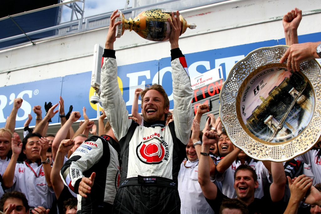 The highs and lows of Jenson Button's F1 career - The Race
