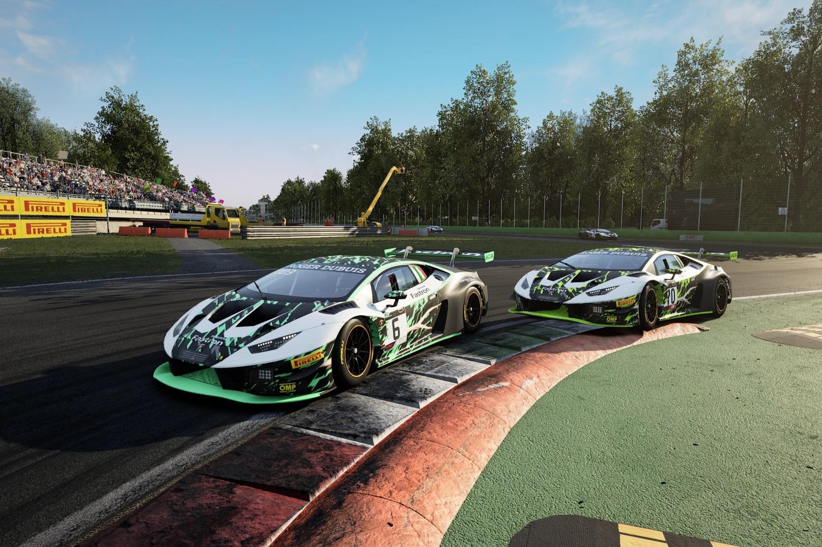 Lamborghini The Real Race 1