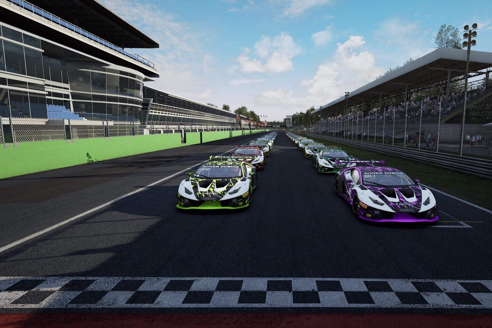 Lamborghini The Real Race 2