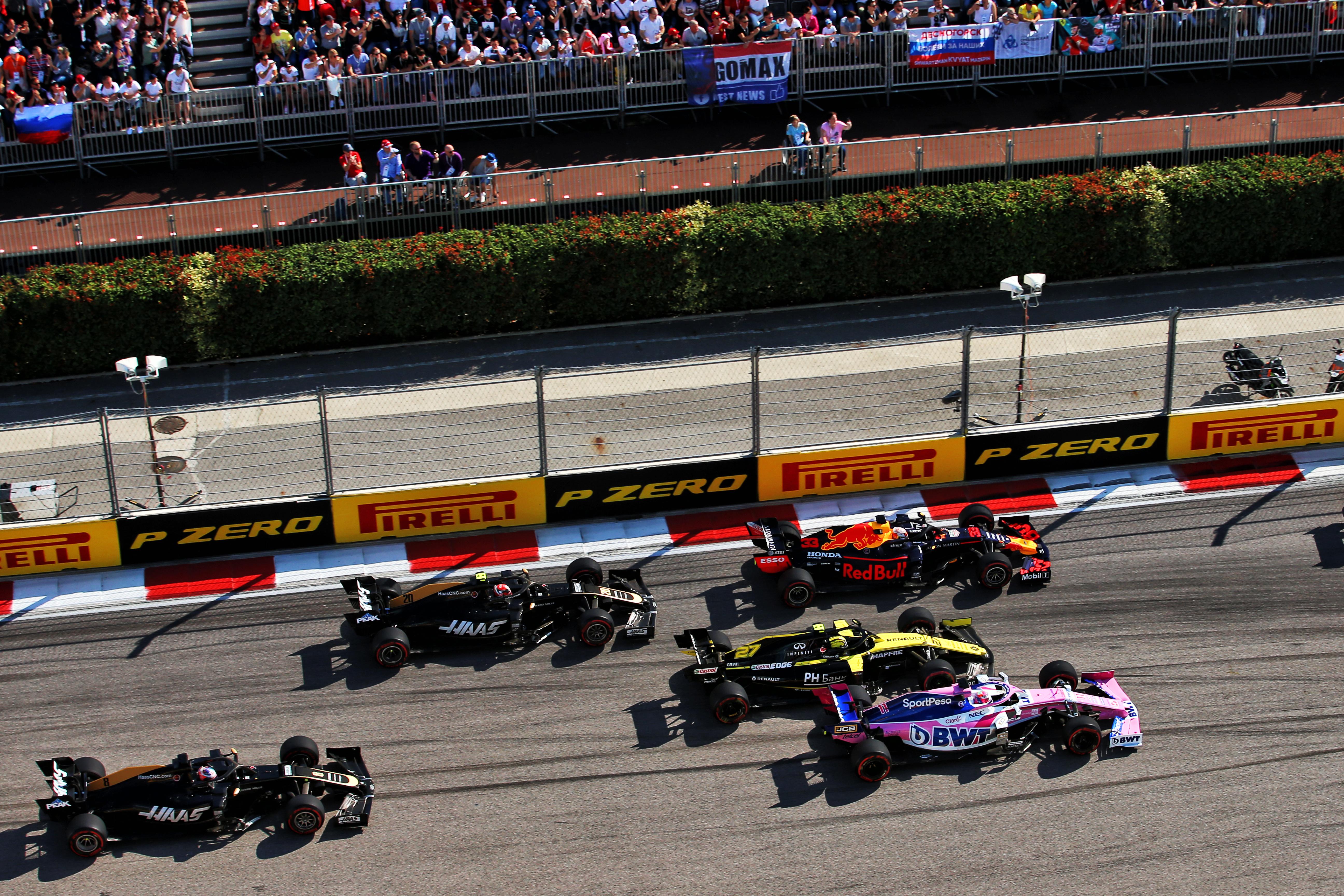 Russian Grand Prix 2019