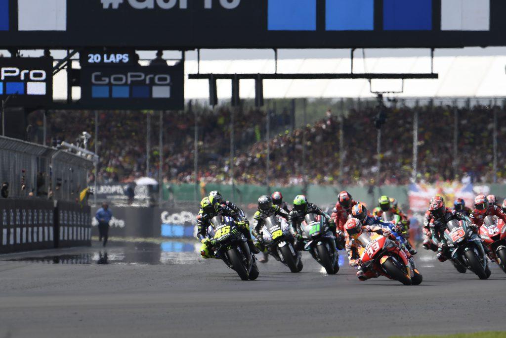 Silverstone's F1 advantage was a weakness in MotoGP talks - The Race