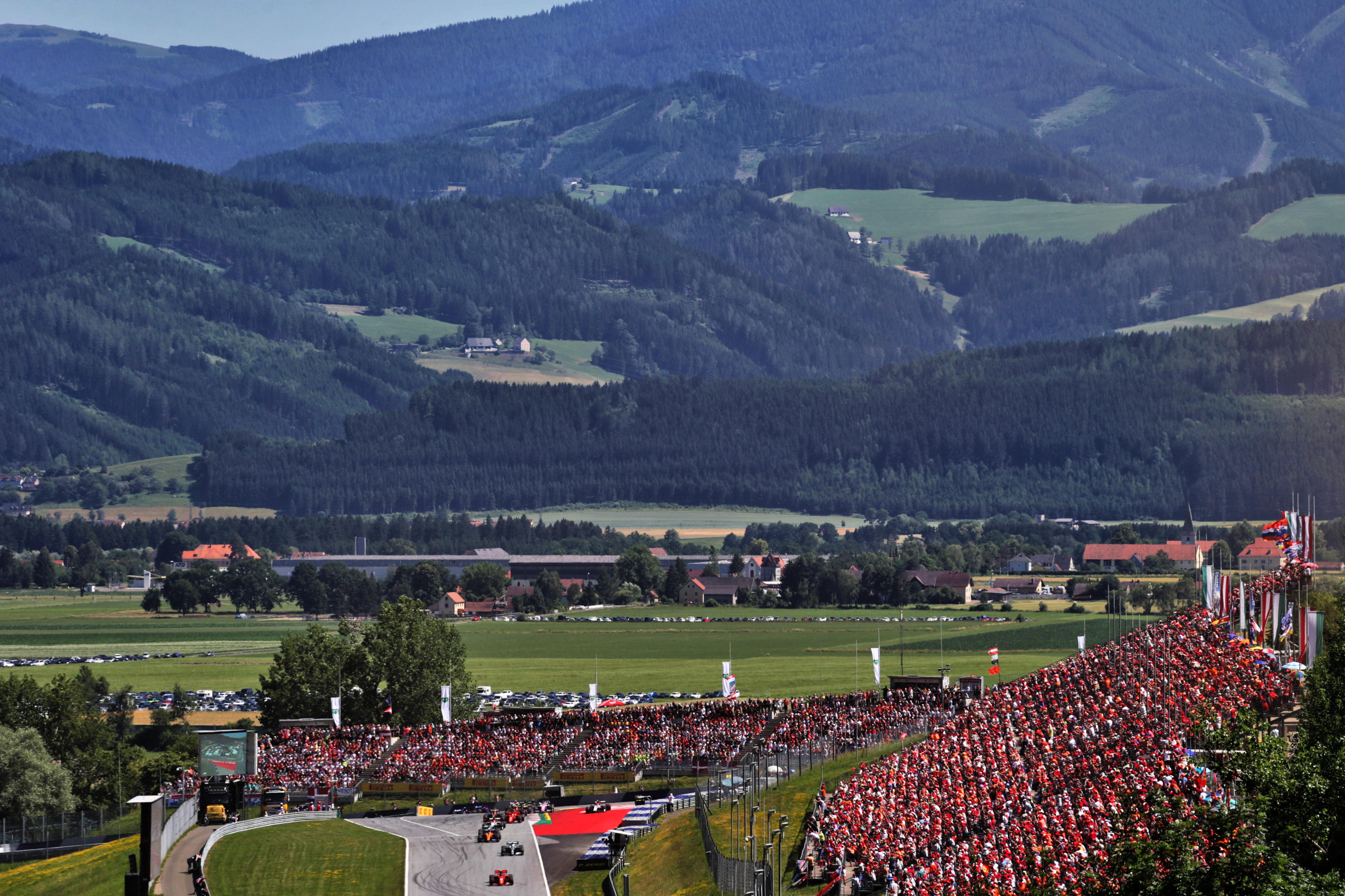 Austrian F1 2020