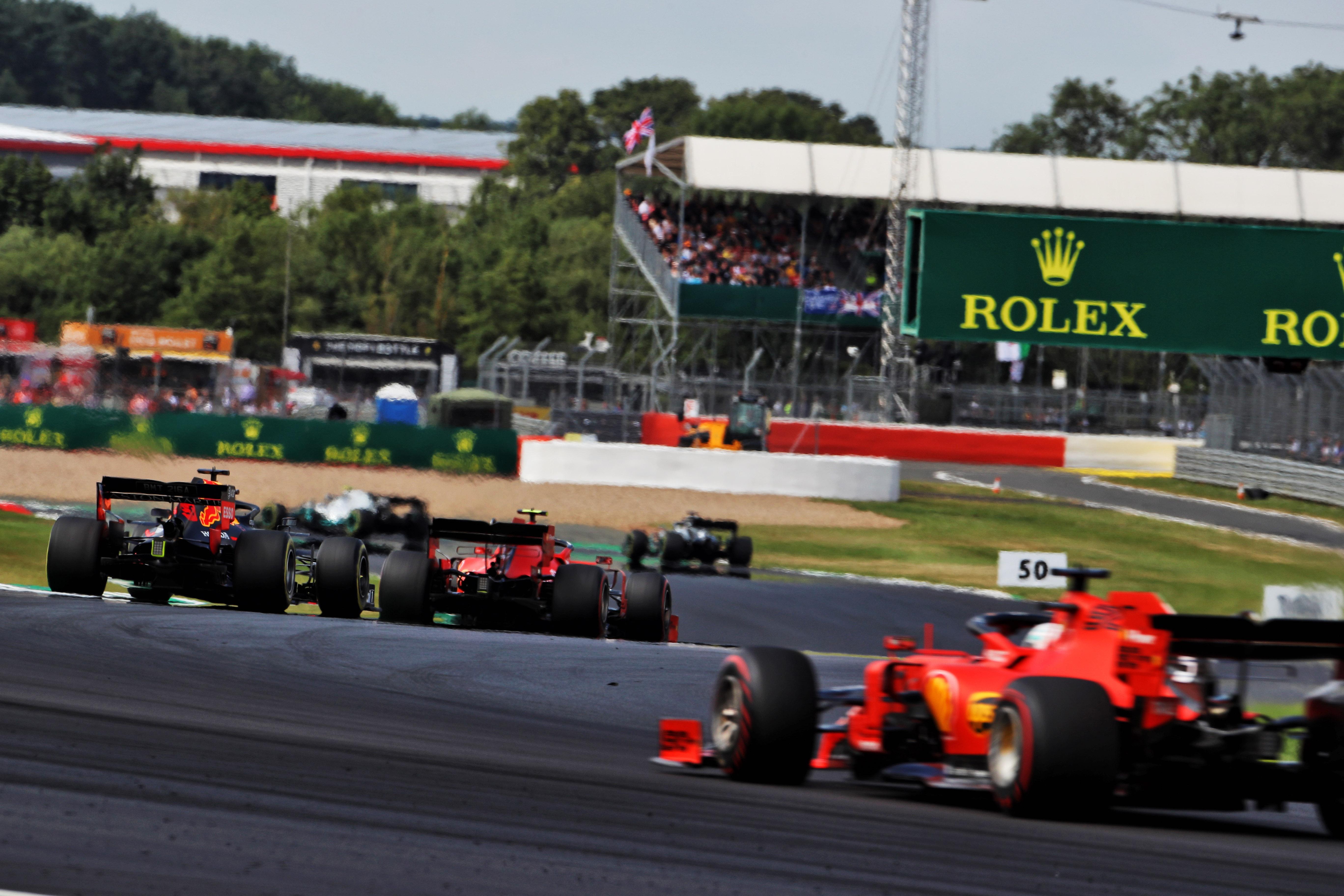 Silverstone F1 2020